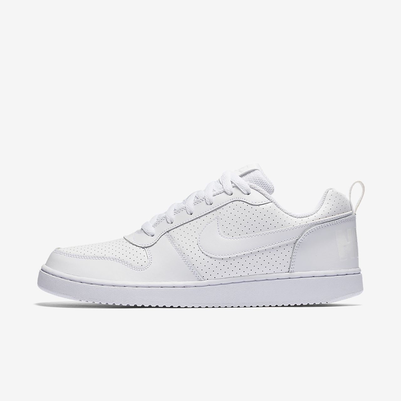 Chaussures Nike Court Borough blanches Casual femme H7NJEJT6fj