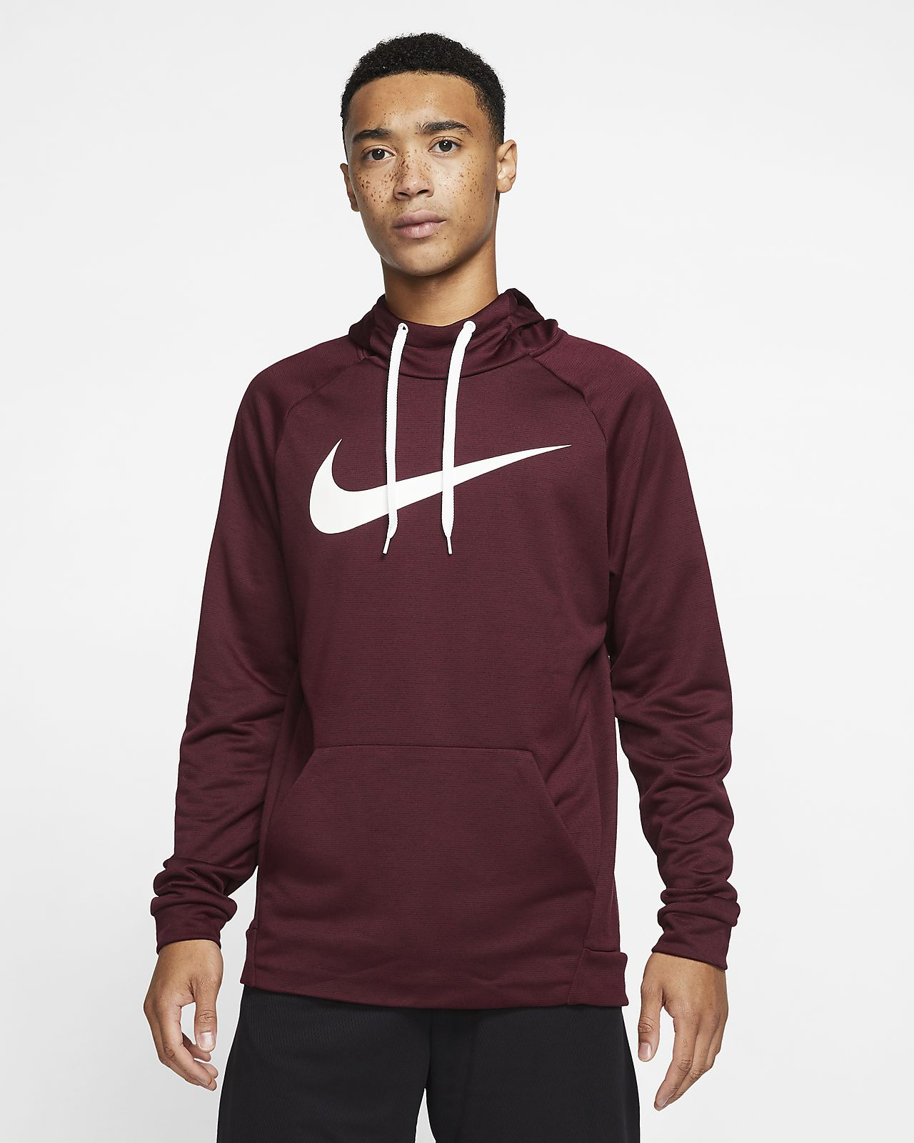 Hoodie de treino Nike Dri-FIT para homem