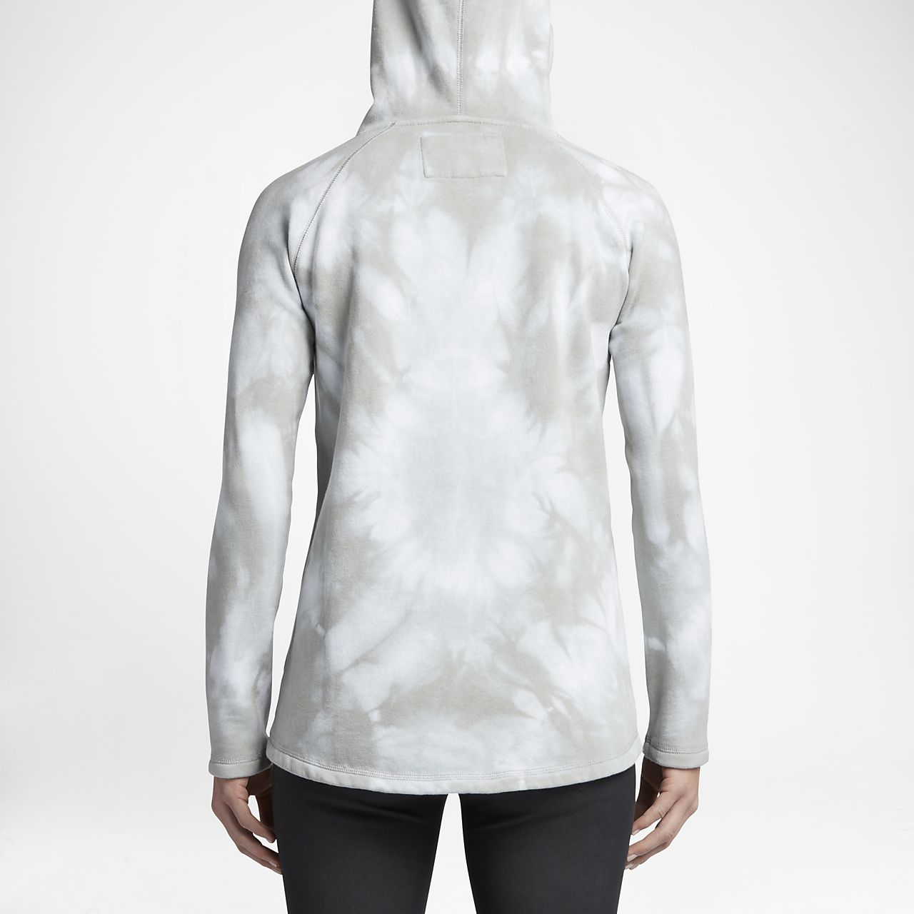 ... Hurley One And Only Cloud Wash Pullover Women's Hoodie