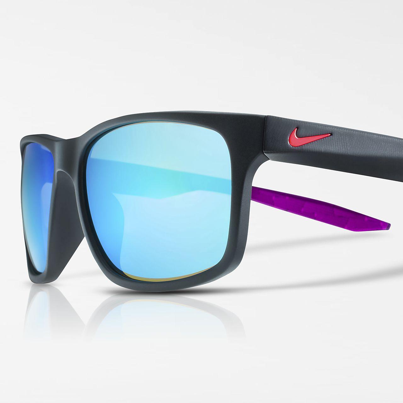 Nike Terminus Mirrored Sonnenbrille - Schwarz AksQADWKo