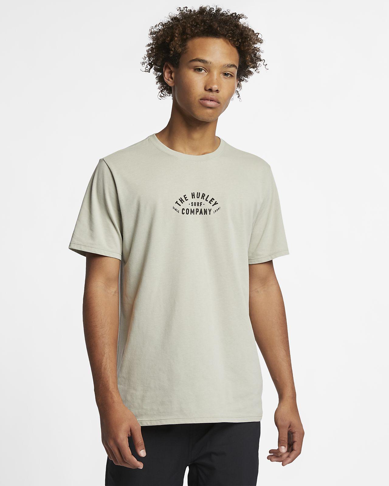 watch 74393 9cdd1 ... T-shirt Hurley Dri-FIT 3rd Base för män