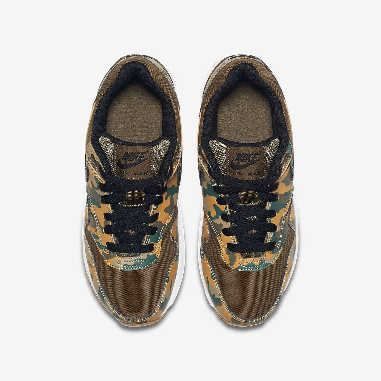 Nike Air Max 1 Print Schuh für ältere Kinder