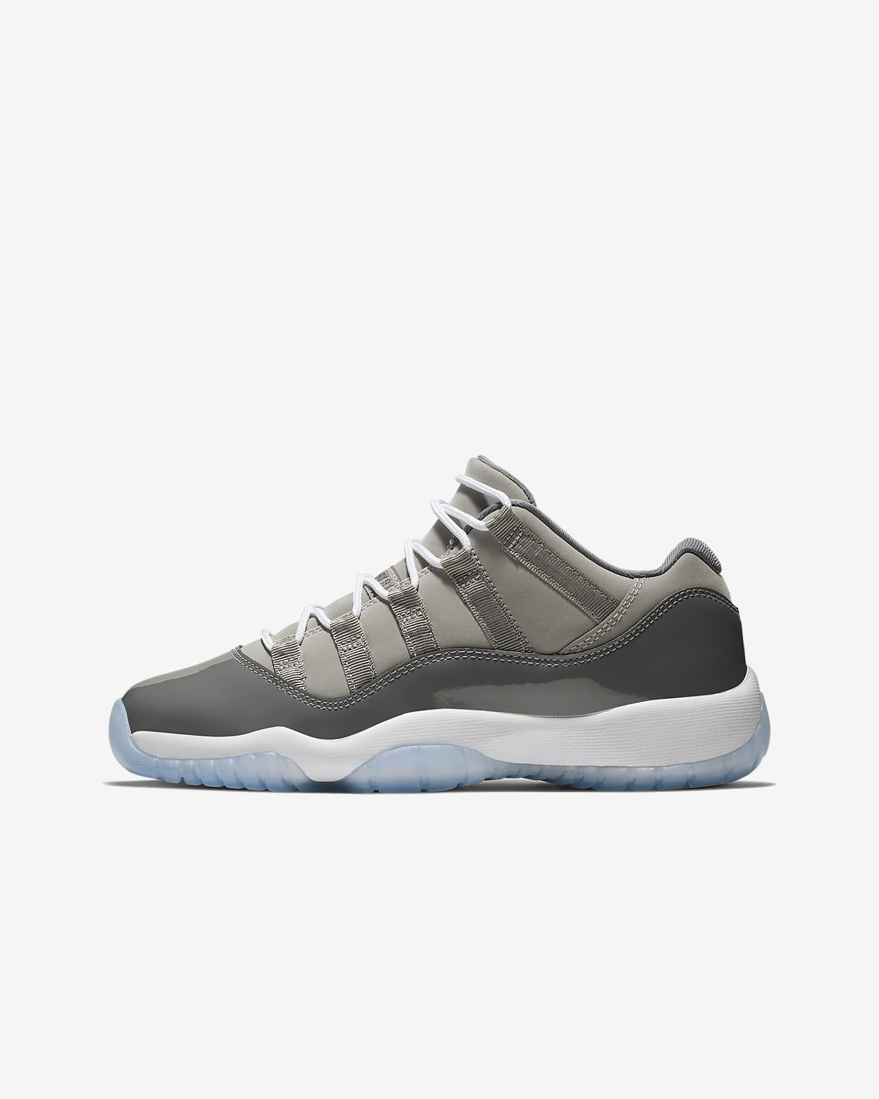 info for 890bc 4d74c Air Jordan 11 Retro Low Older Kids' Shoe