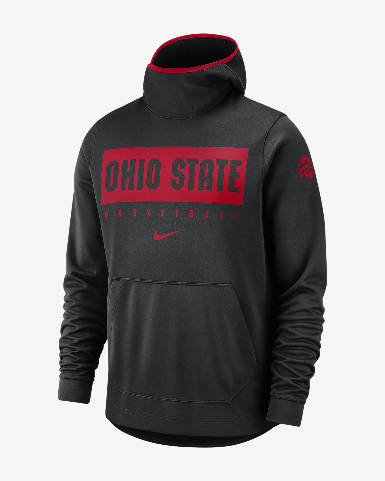 Nike College Spotlight (Ohio State) Men's Pullover Hoodie
