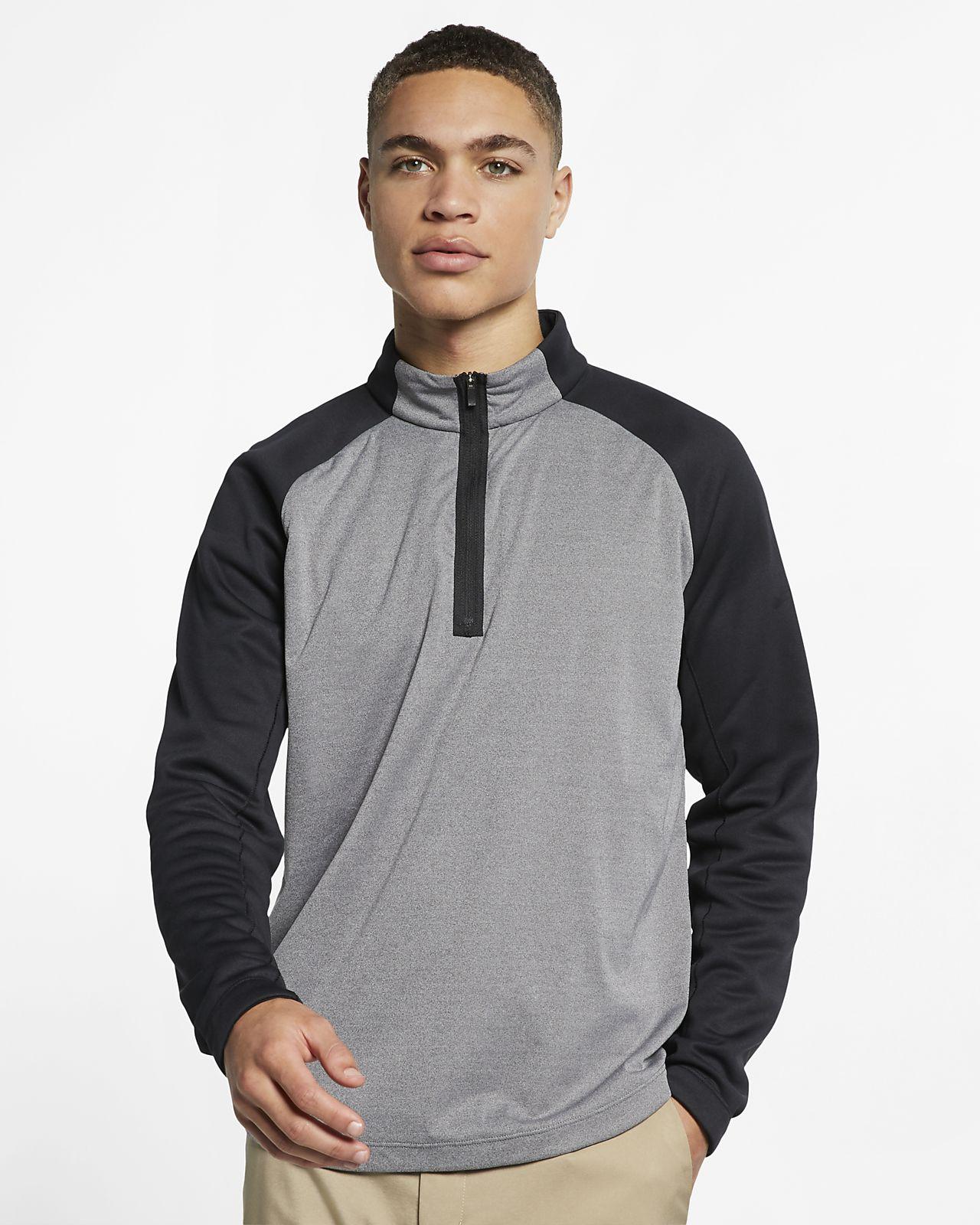 Haut de golf Nike AeroLayer pour Homme