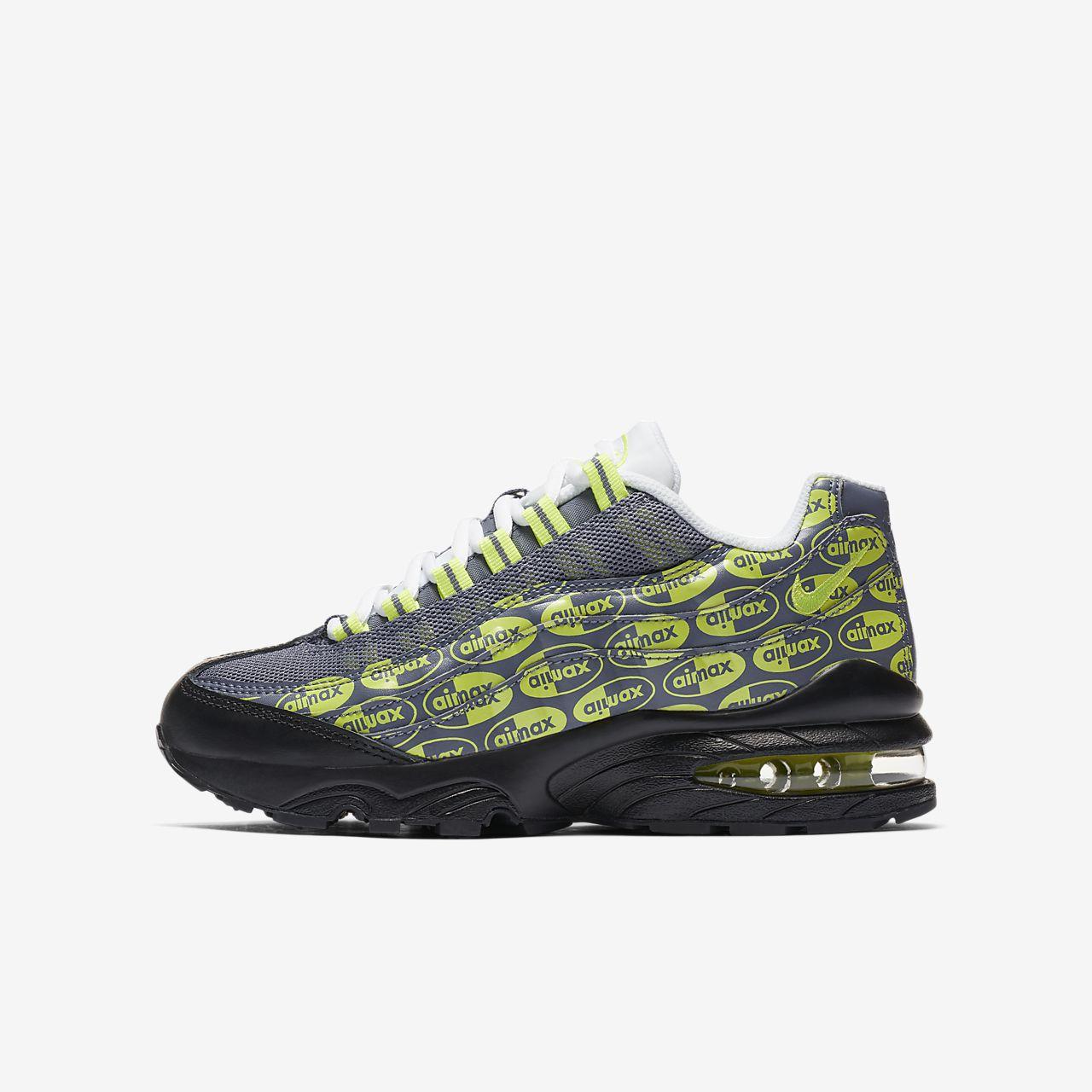 5a89df53ba ... usa nike air max 95 se older kids shoe 86cb1 977ee