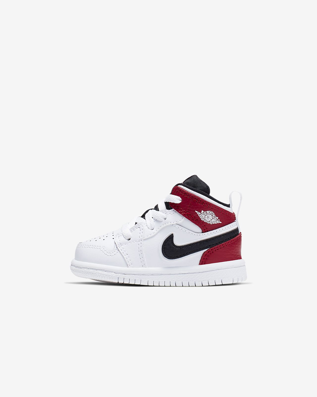 Air Jordan 1 Mid Infant Toddler Shoe. Nike.com c4dc21886