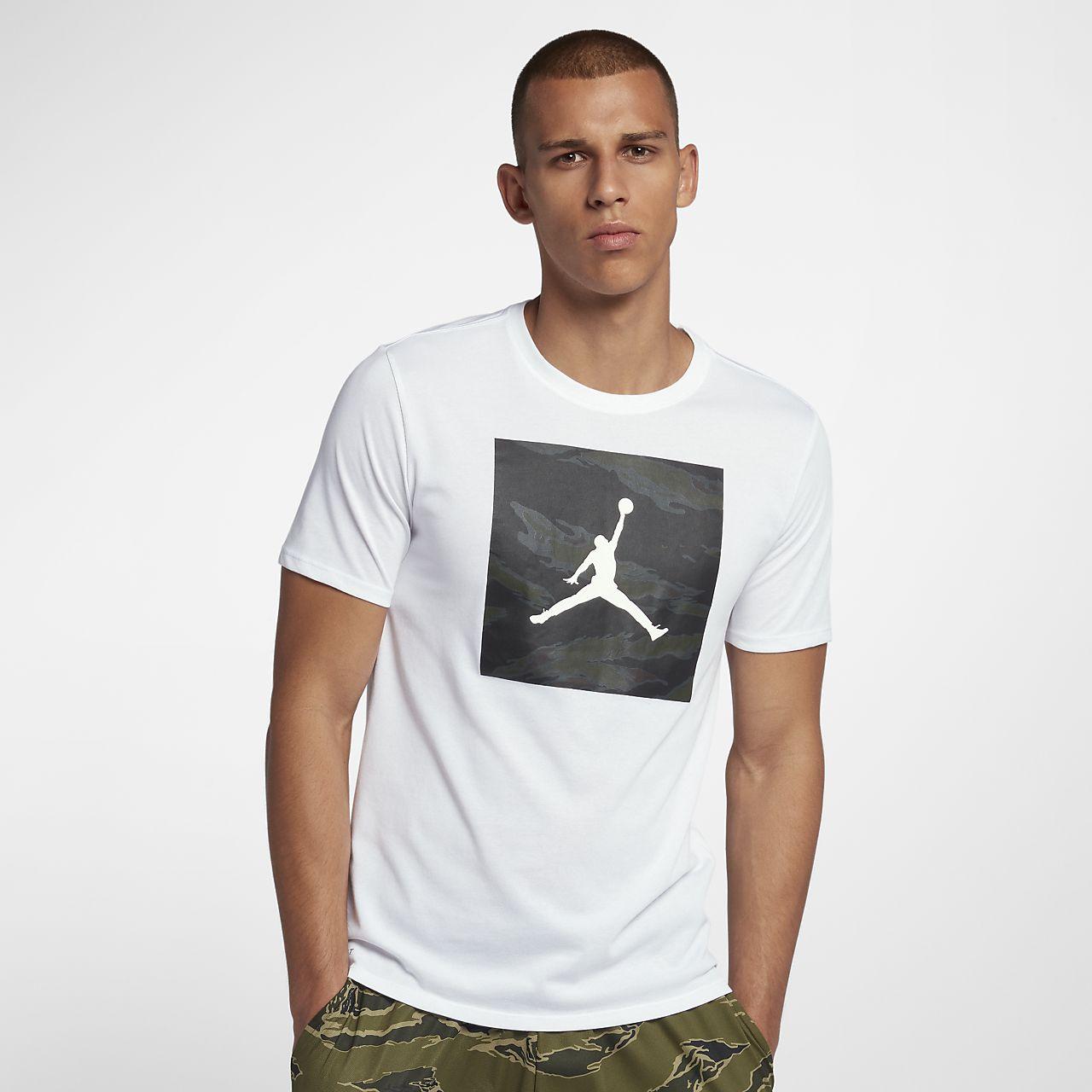 t shirt nike air jordan cross