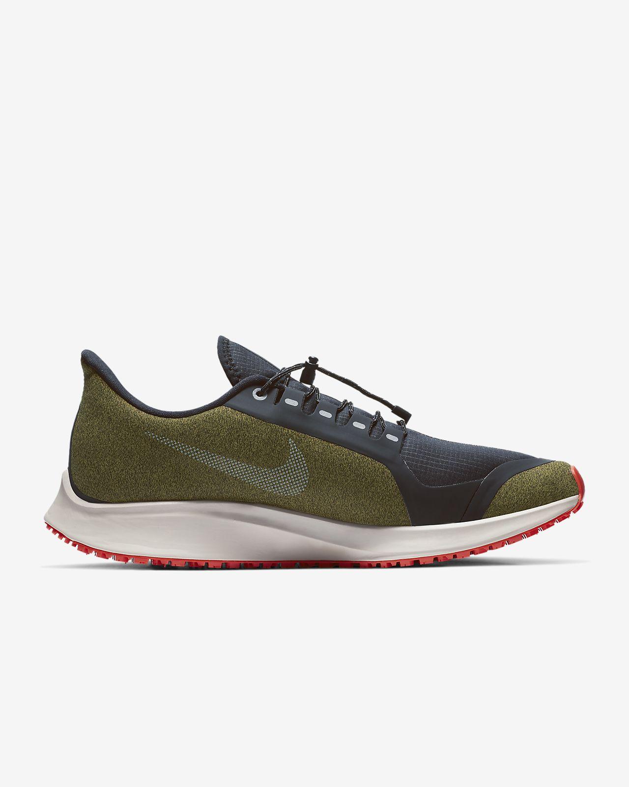 bbc22180b97 Nike Air Zoom Pegasus 35 Shield Water-Repellent Men s Running Shoe ...