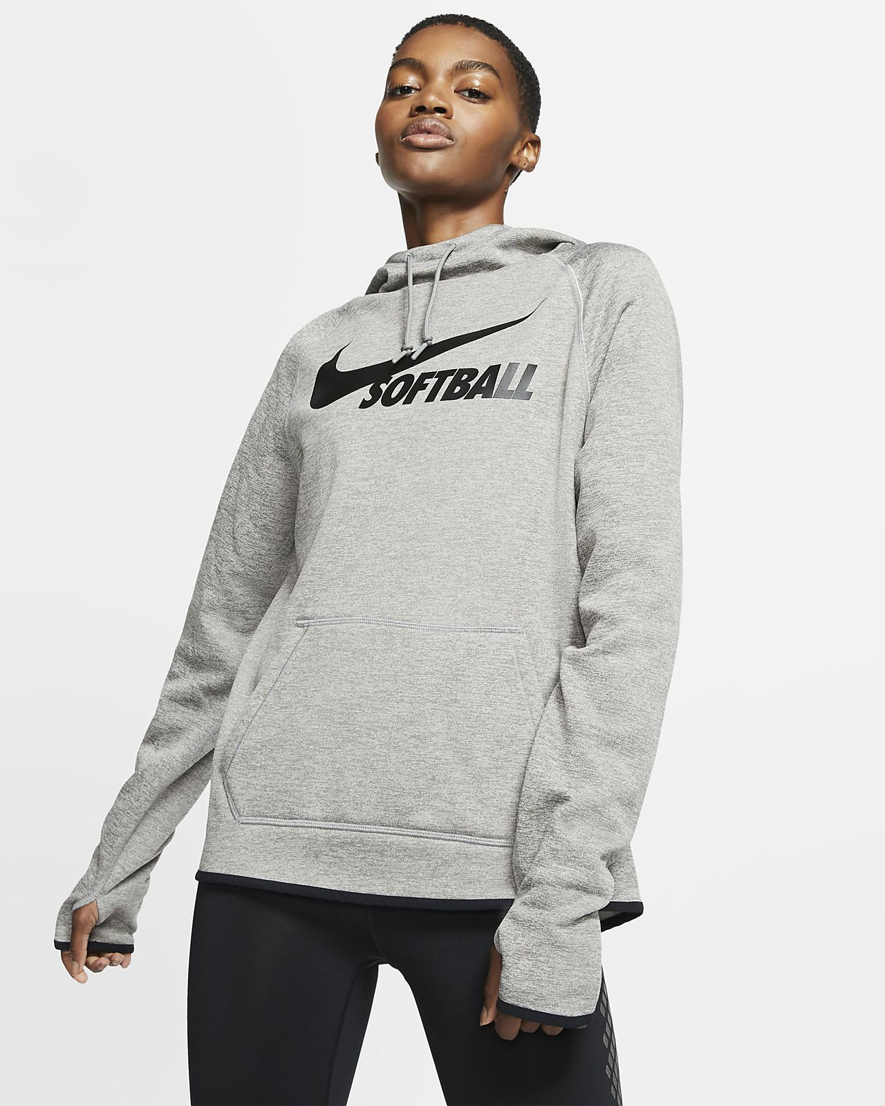 Nike Therma Women's Pullover Softball Hoodie
