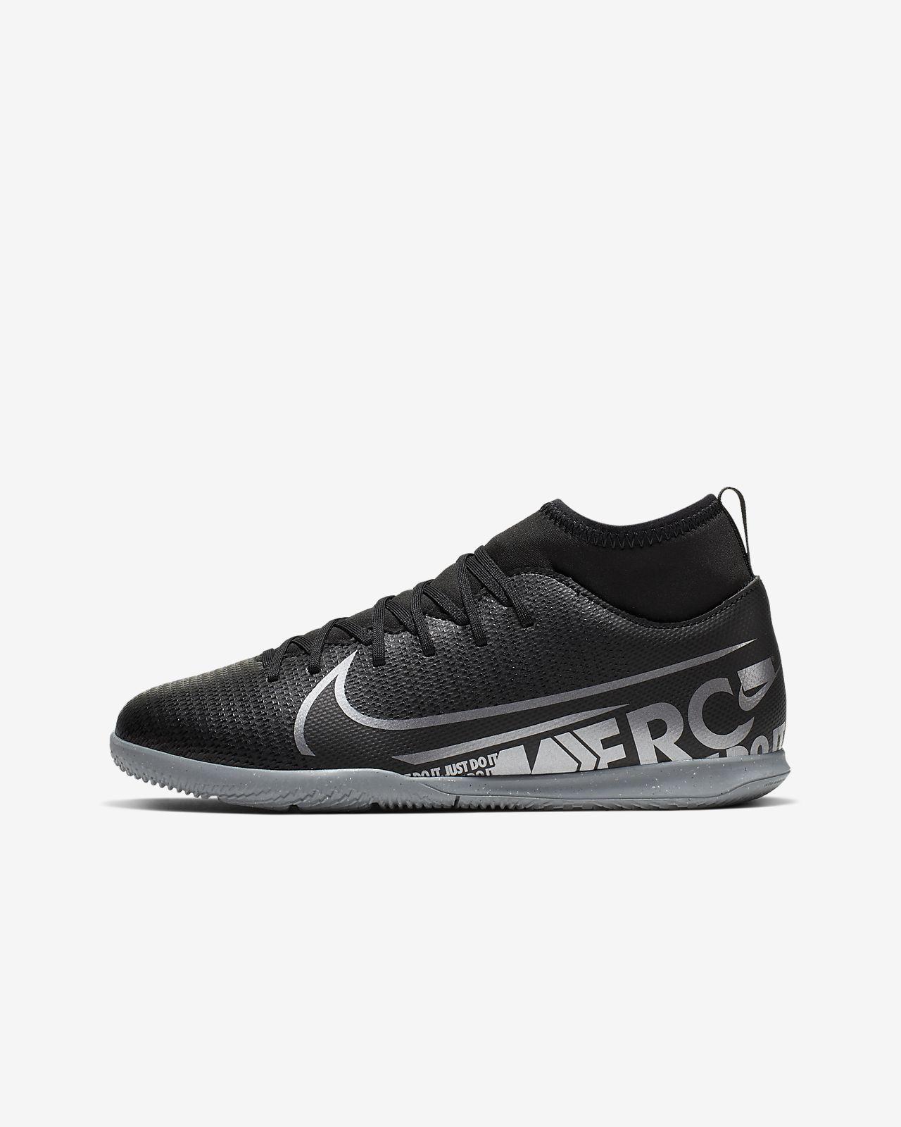 Halowe buty piłkarskie dla małych/dużych dzieci Nike Jr. Mercurial Superfly 7 Club IC