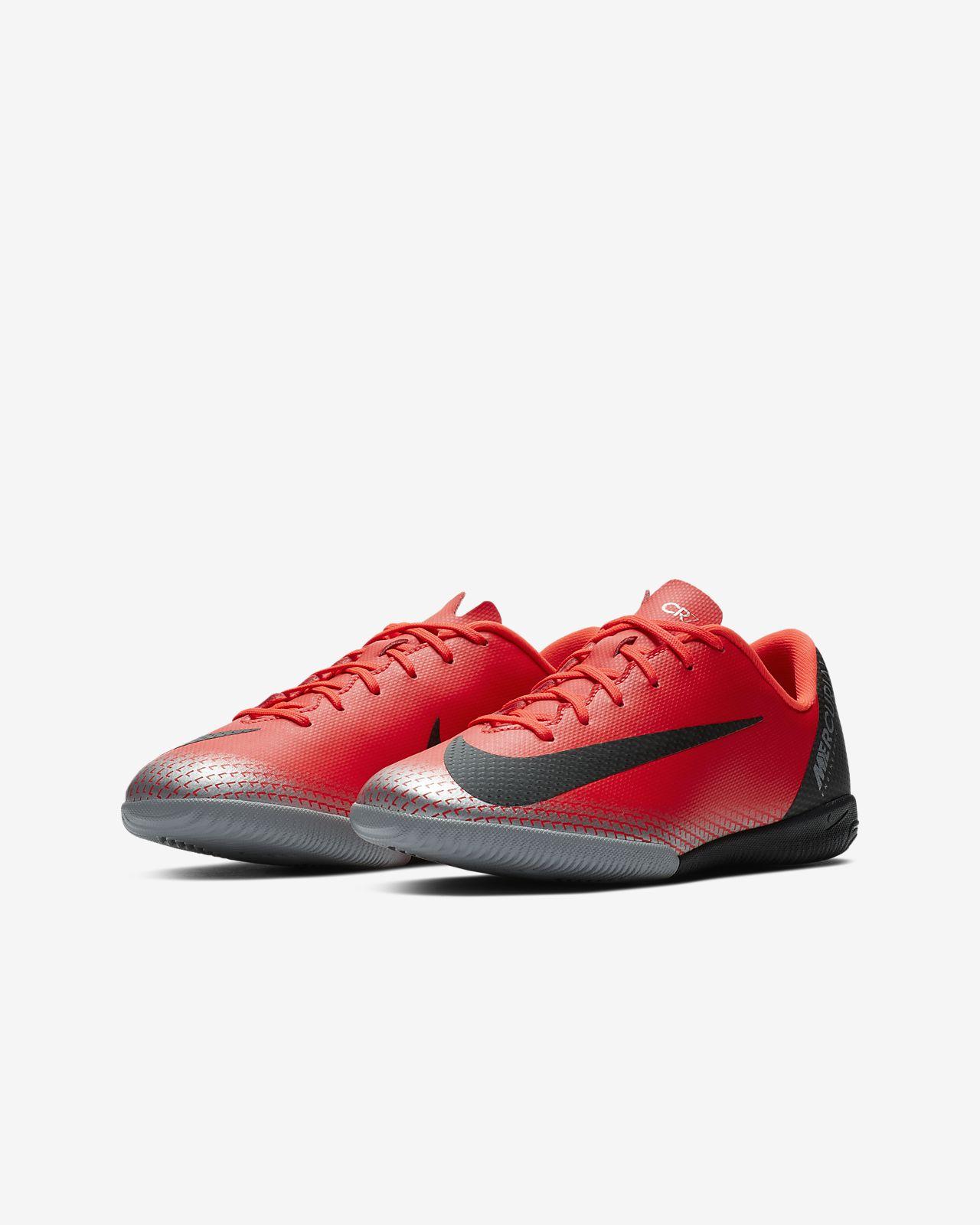 a280264a3 ... Nike Jr. MercurialX Vapor XII Academy CR7 Younger Older Kids  Indoor  Court