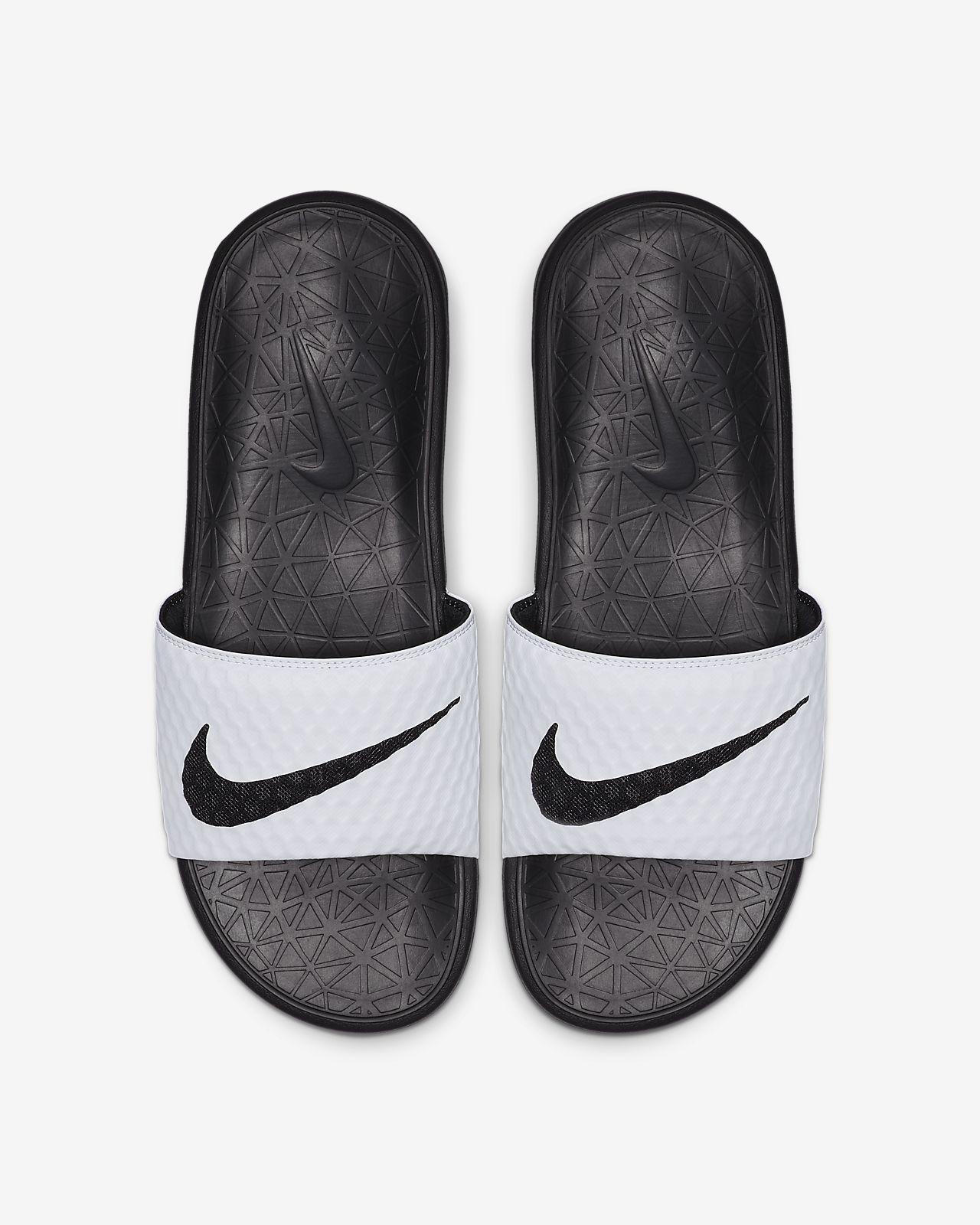 online store 5364d b64b5 Men s Slide. Nike Benassi Solarsoft 2
