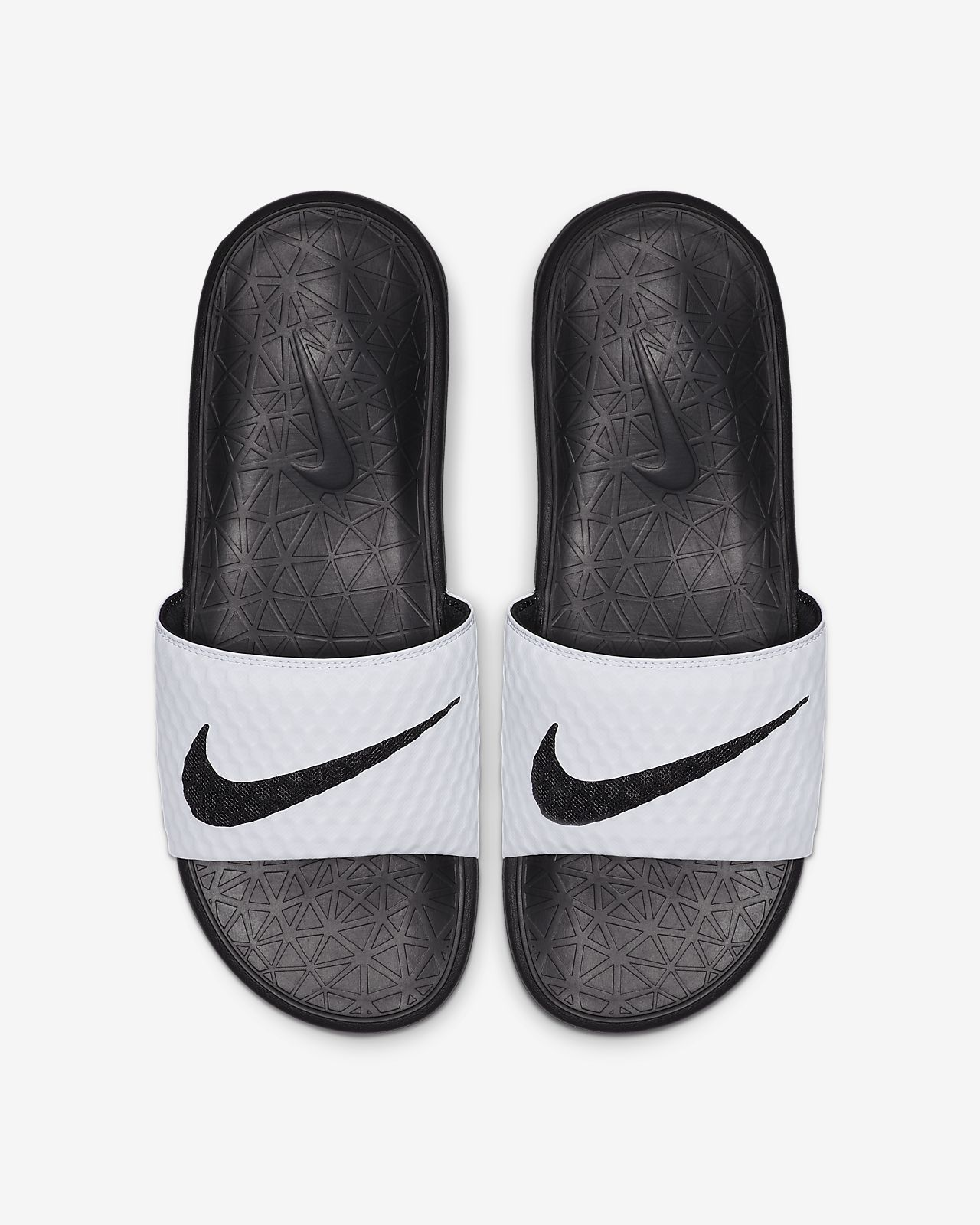 hot sales f04d2 42669 ... Claquette Nike Benassi Solarsoft 2 pour Homme