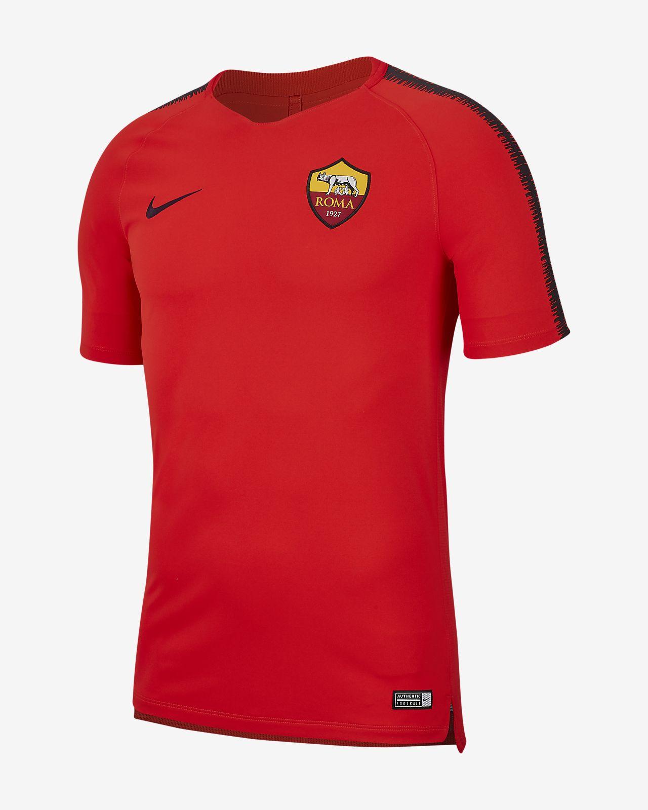 A.S. Roma Breathe Squad Camiseta de fútbol - Hombre. Nike.com ES 64a688c4b2baf