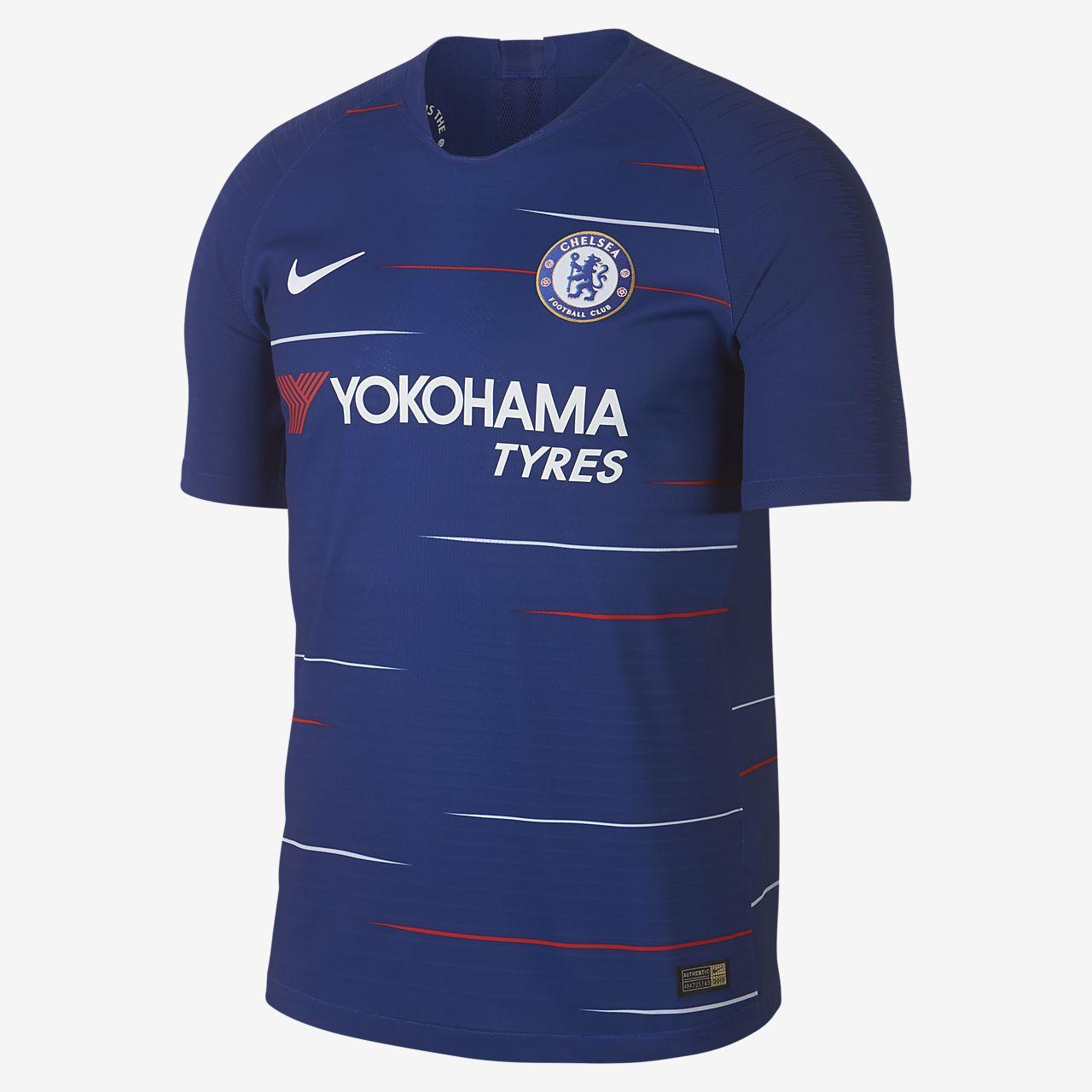 sale retailer fbf0e 029d6 2018/19 Chelsea FC Vapor Match Home Men's Football Shirt