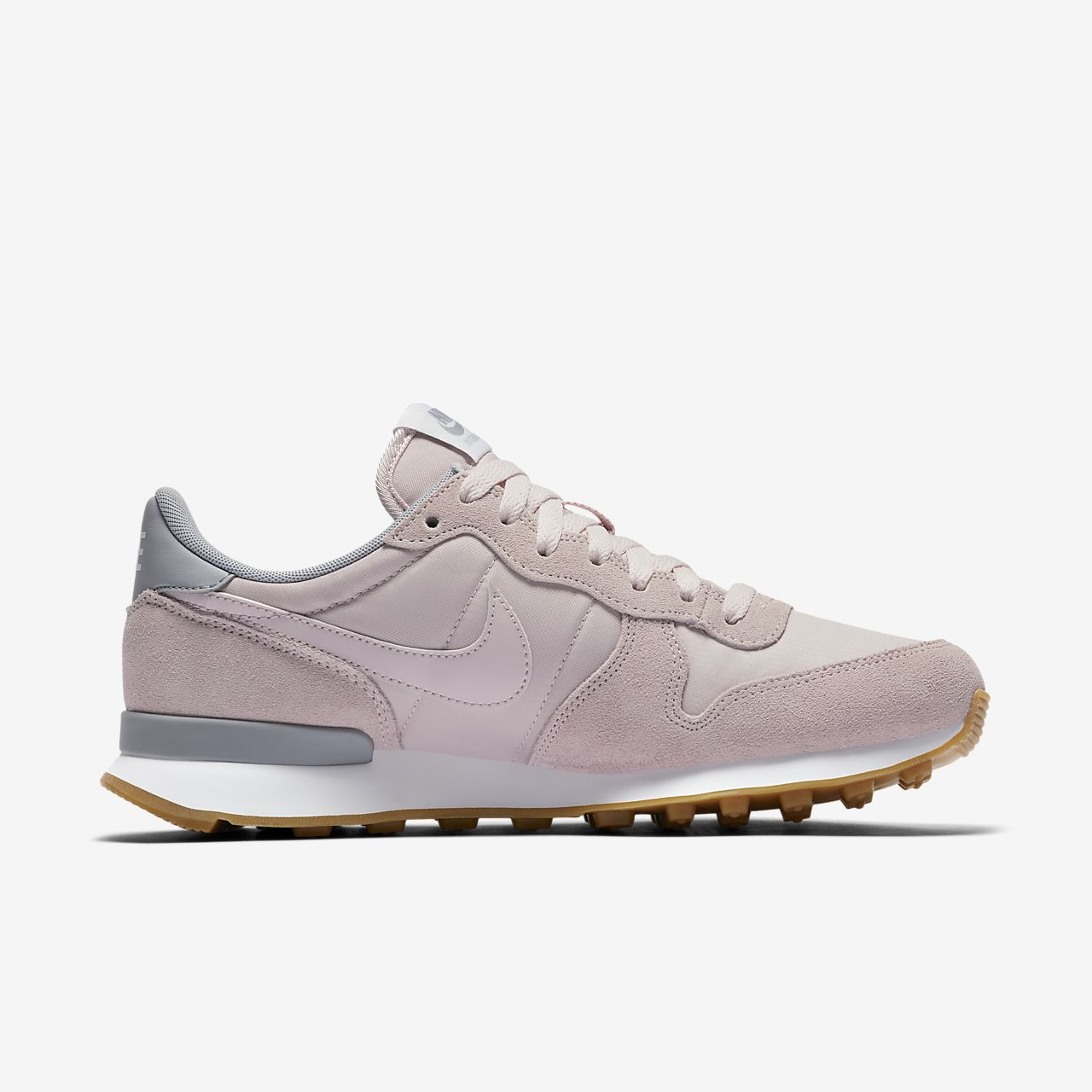 women's nike internationalist wolf grey nz