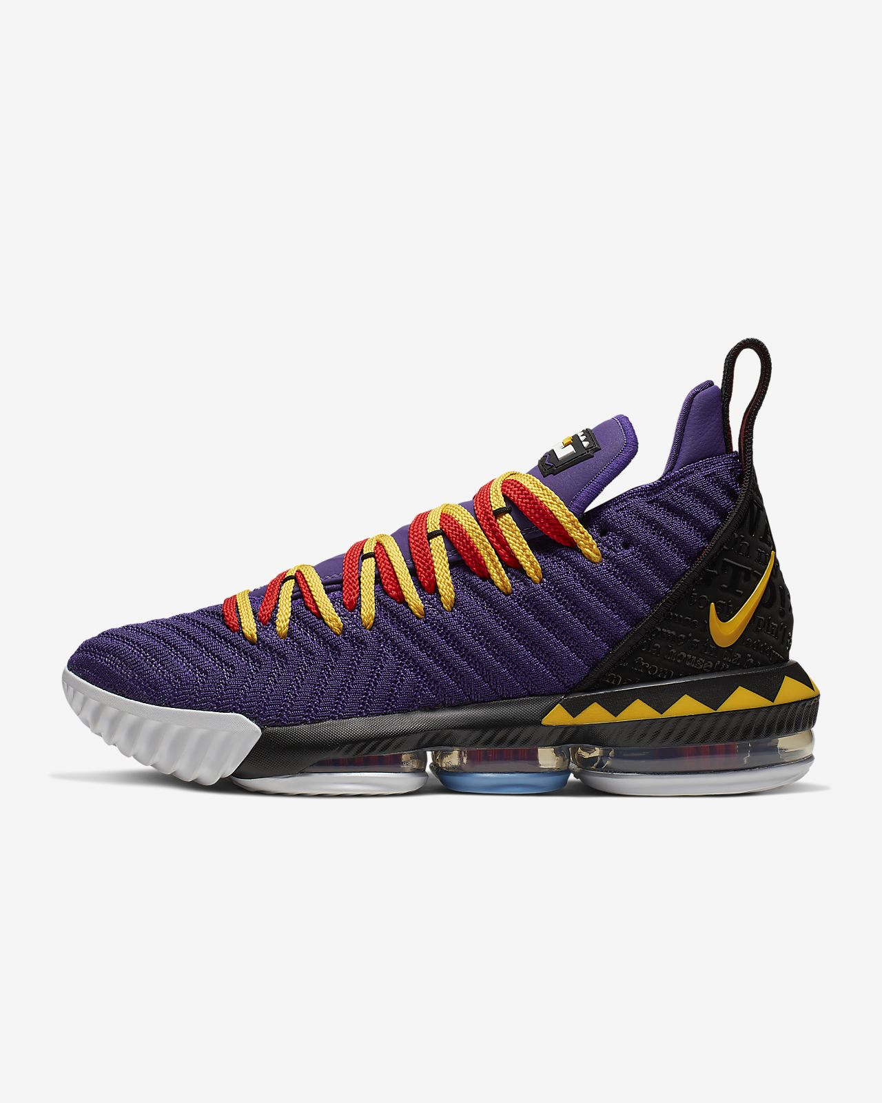 7ef25848b3a07 Low Resolution LeBron 16 Basketball Shoe LeBron 16 Basketball Shoe
