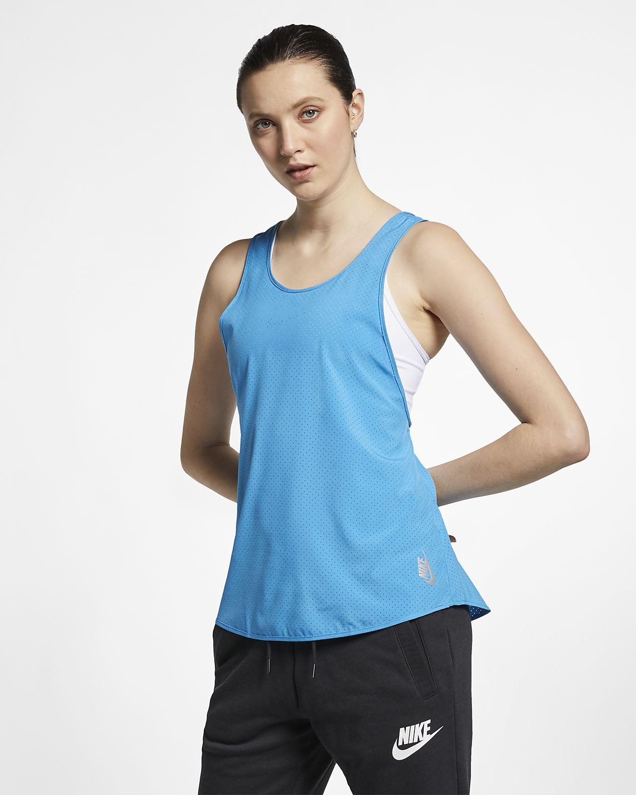 Nike City Ready singlet til dame