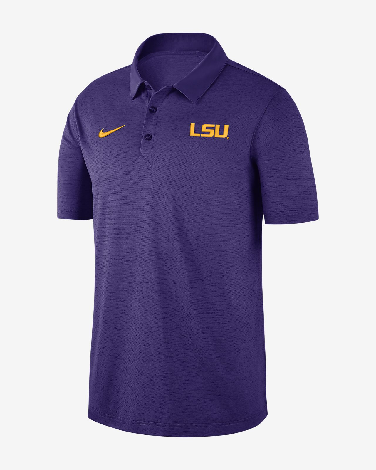 Nike College Dri-FIT (LSU) Men's Polo