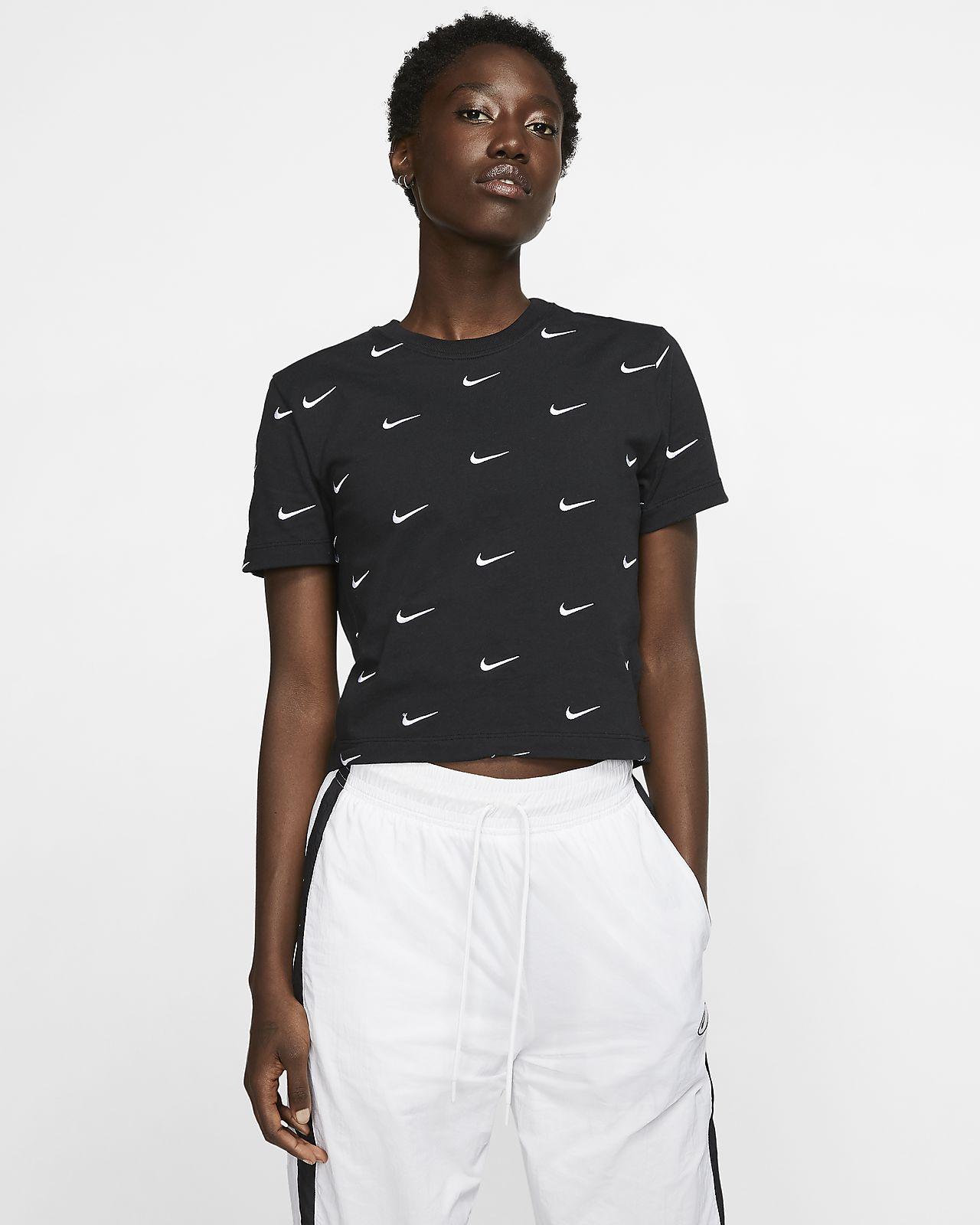 femme nike t-shirt