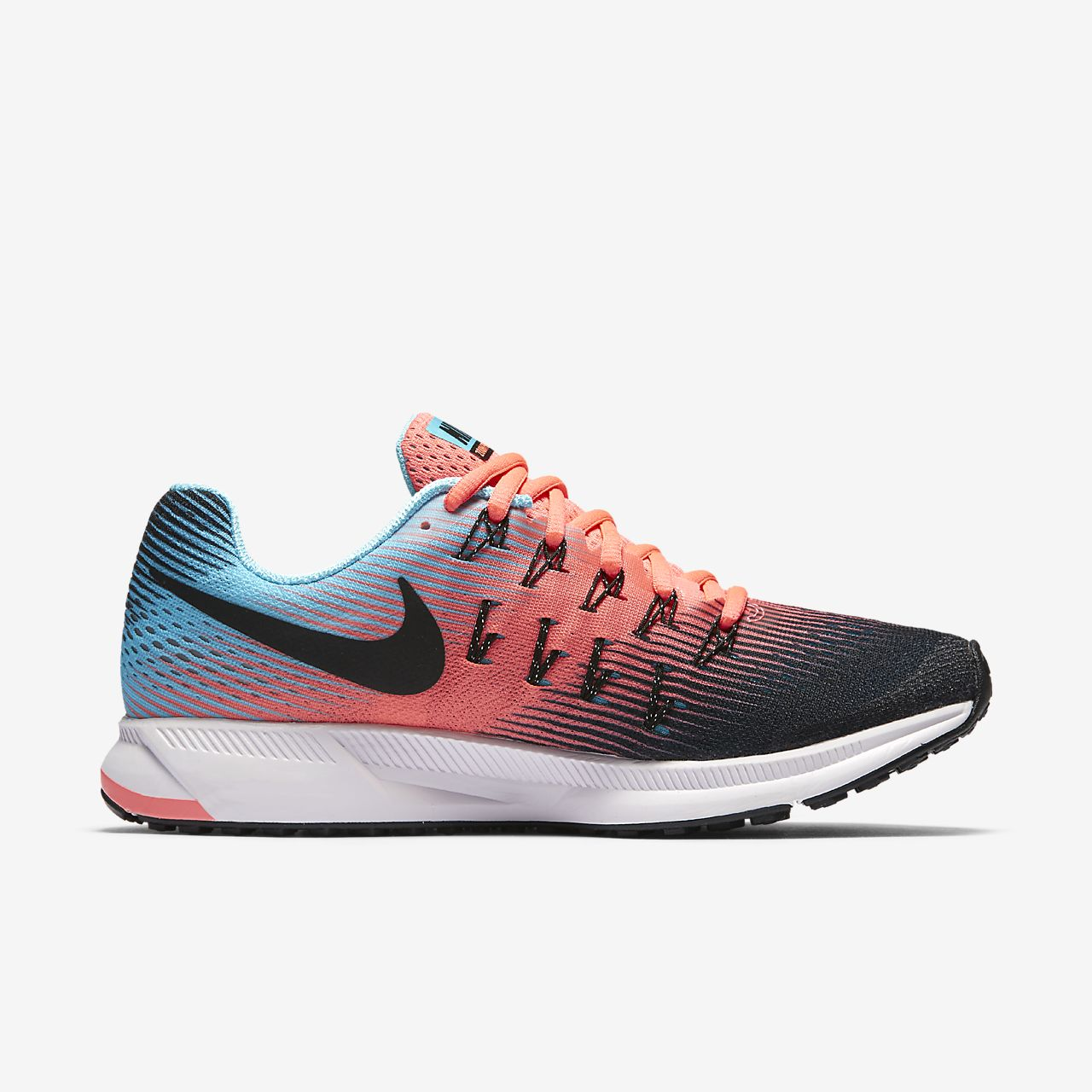 nike shoes zoom pegasus 33' sneaker girls collection 907290