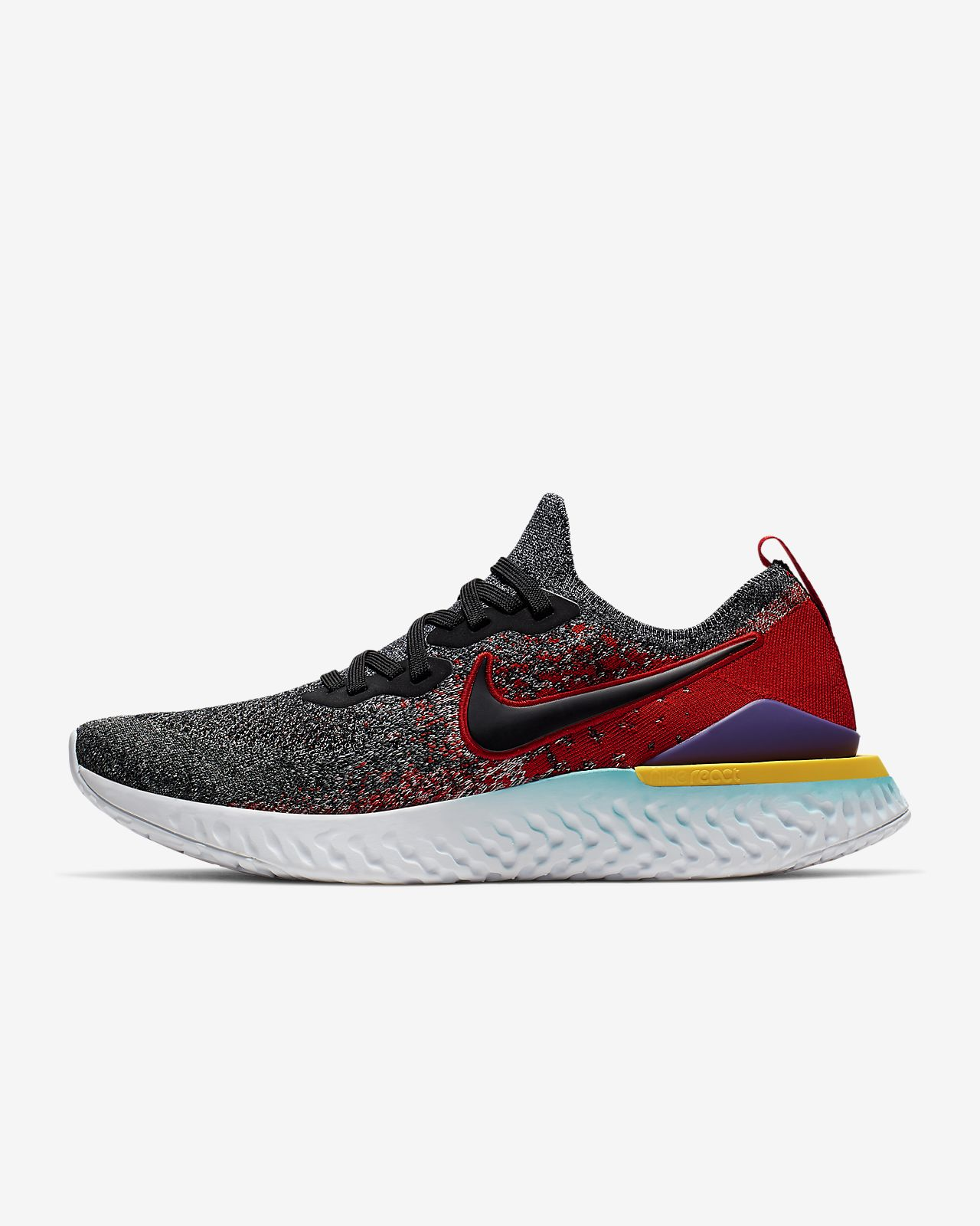 wholesale dealer a230d 39ba8 ... Chaussure de running Nike Epic React Flyknit 2 pour Homme