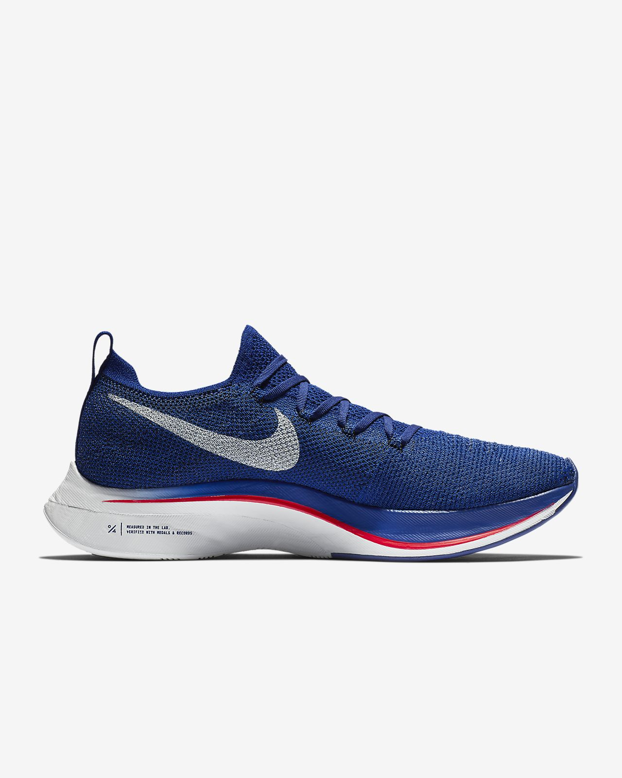 baddebd782747d Nike Vaporfly 4% Flyknit Running Shoe. Nike.com AU