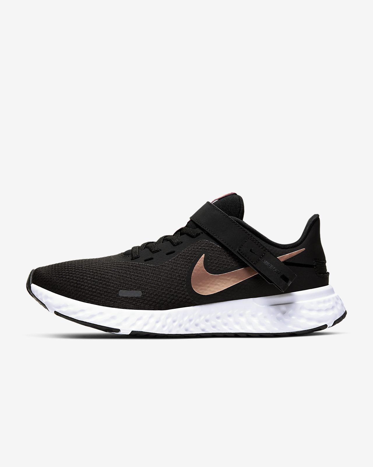 Nike Revolution 5 FlyEase Hardloopschoen voor dames
