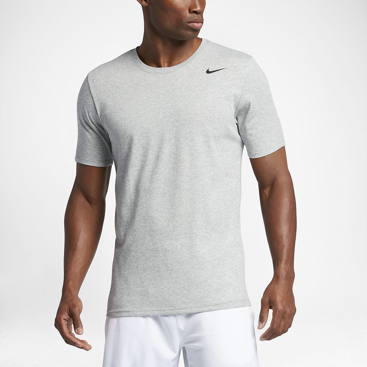 Tee shirt de training à manches courtes Nike Dri FIT pour Homme