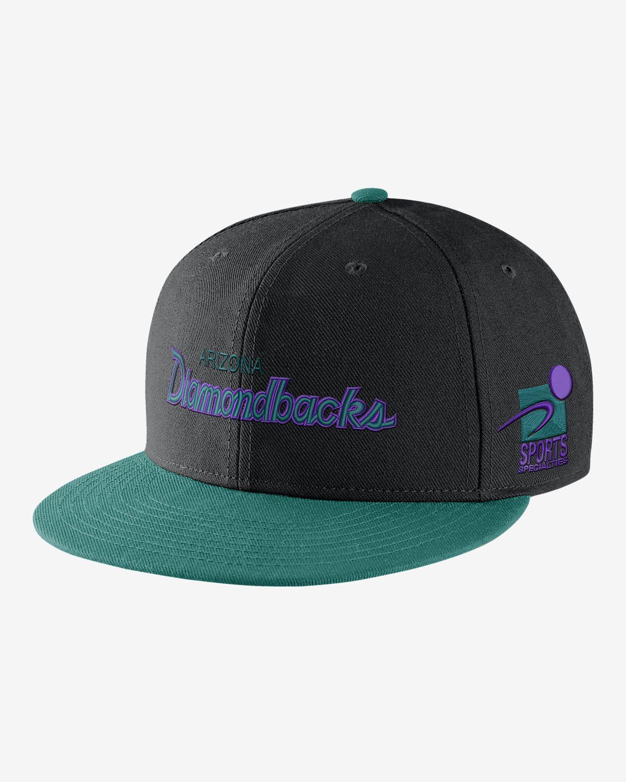 Nike Pro Sport Specialties (MLB Diamondbacks) Adjustable Hat