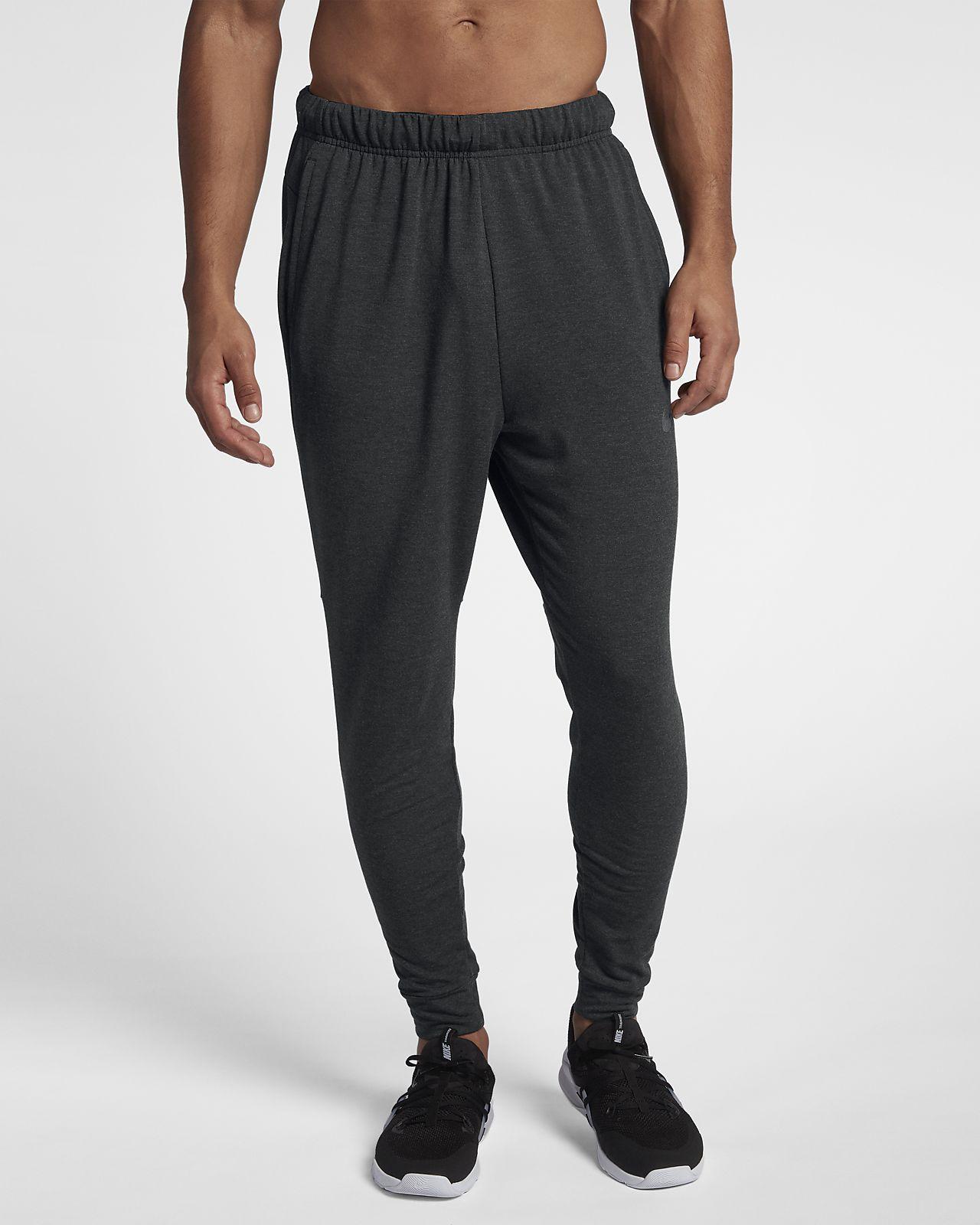 กางเกงเทรนนิ่งผู้ชาย Nike Dri-FIT