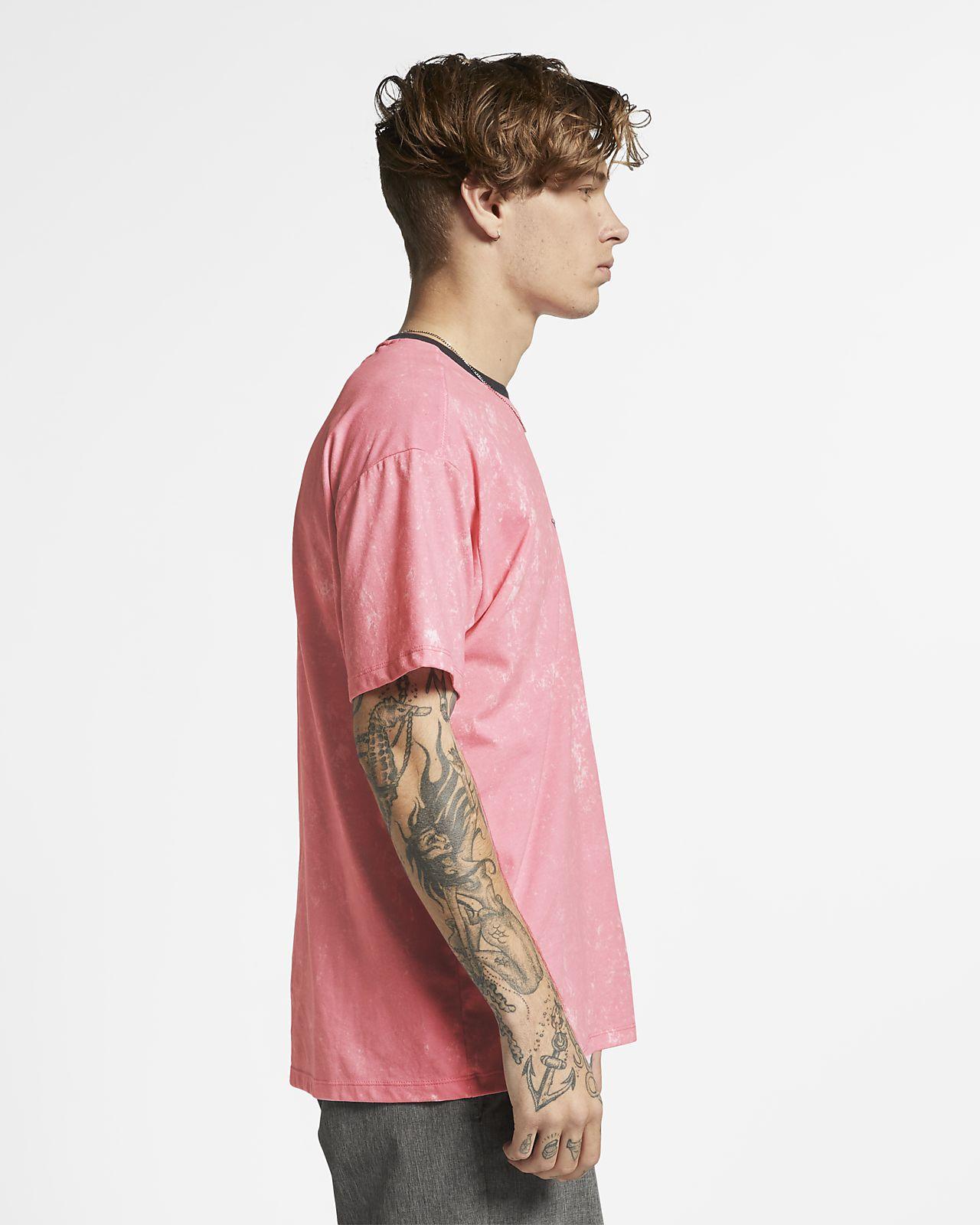 8b37dd487 Hurley Dri-FIT Harvey Casbah Men's Short-Sleeve Shirt. Nike.com