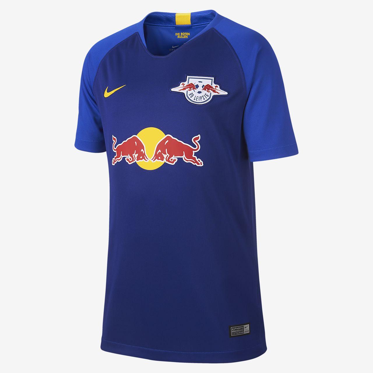 2018 19 RB Leipzig Stadium Away Camiseta de fútbol - Niño a. Nike.com ES e7b82c0b0fd4d
