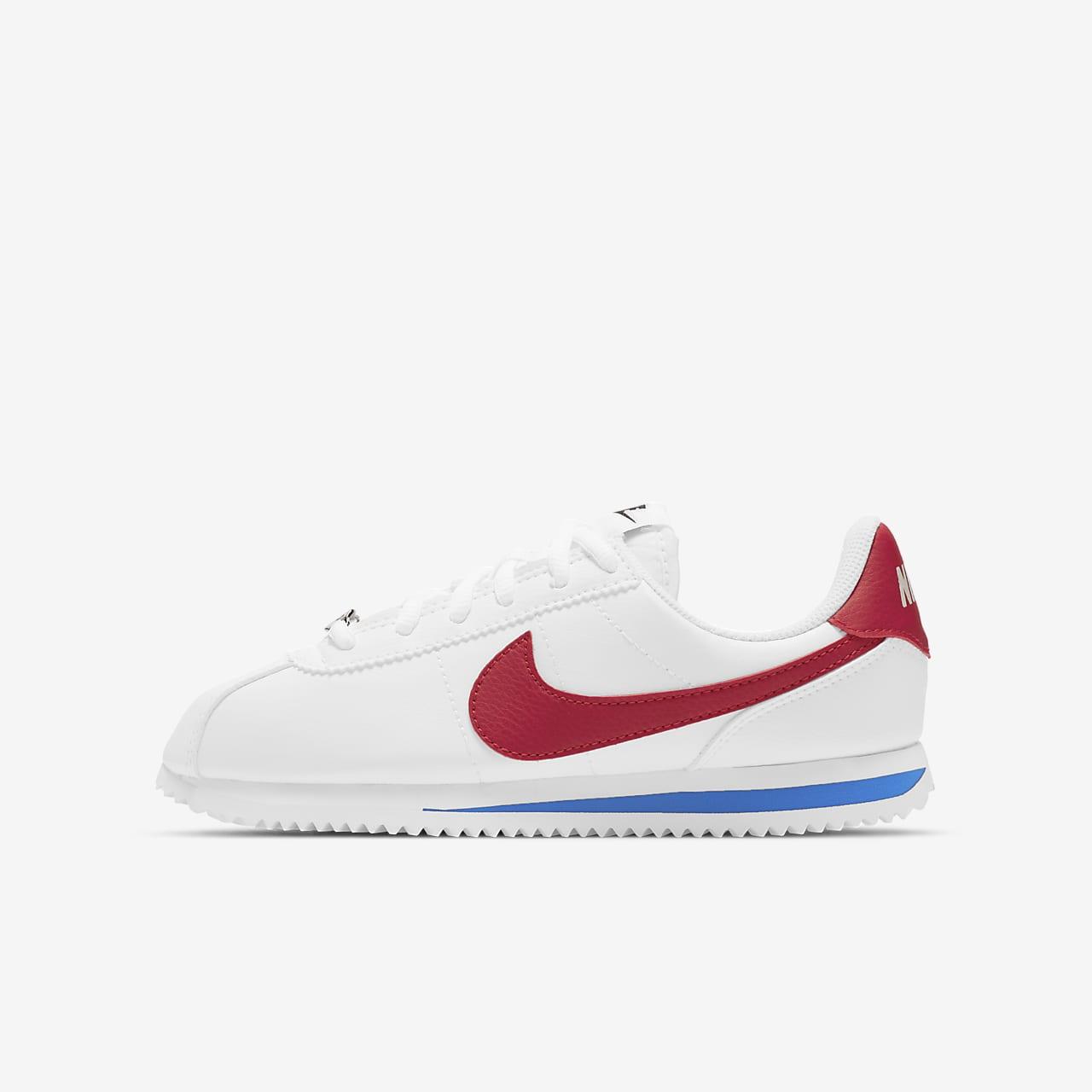 Sko Nike Cortez Basic SL för ungdom
