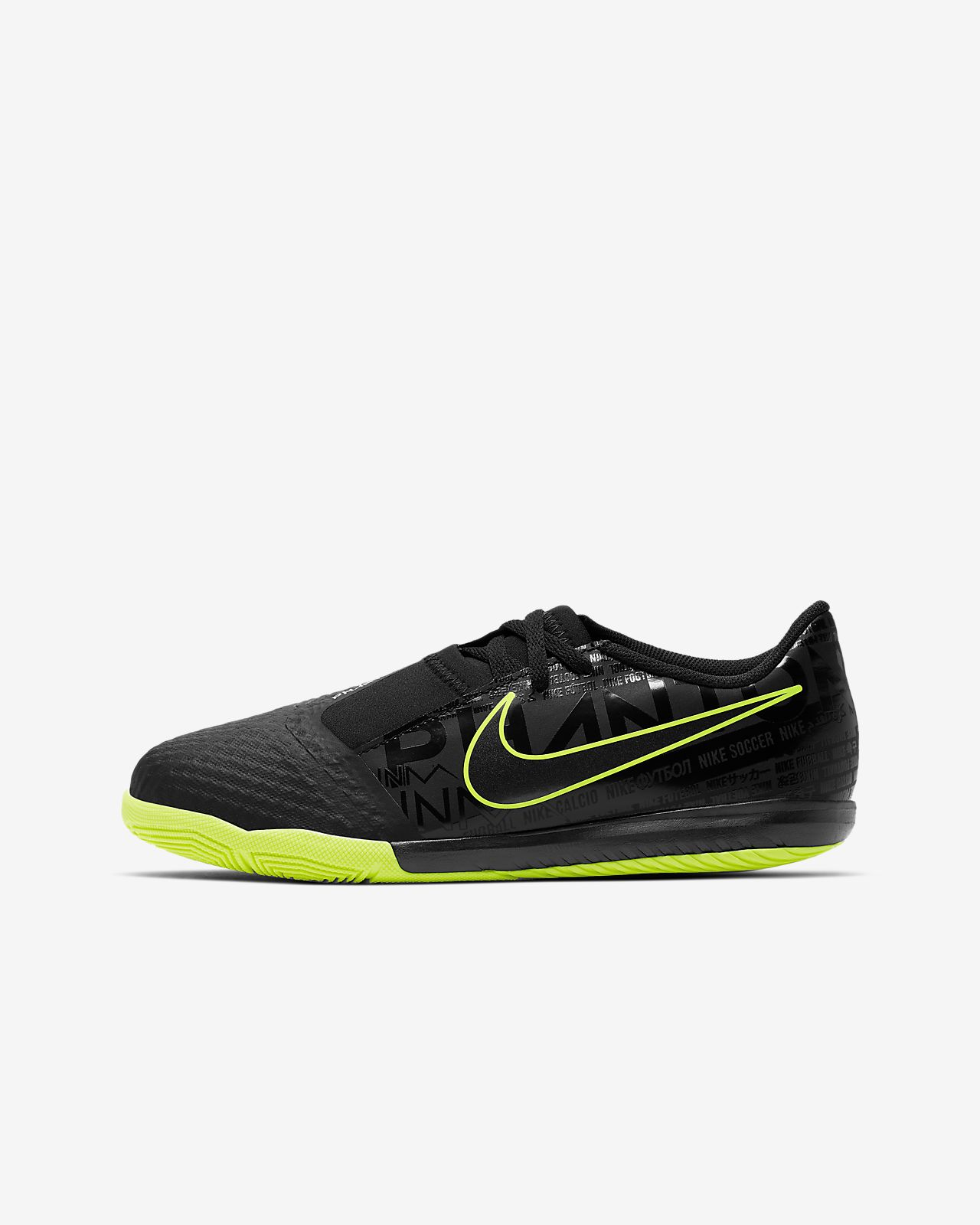 Chaussure de football en salle à crampons Nike Jr. Phantom Venom Academy IC pour Enfant plus âgé