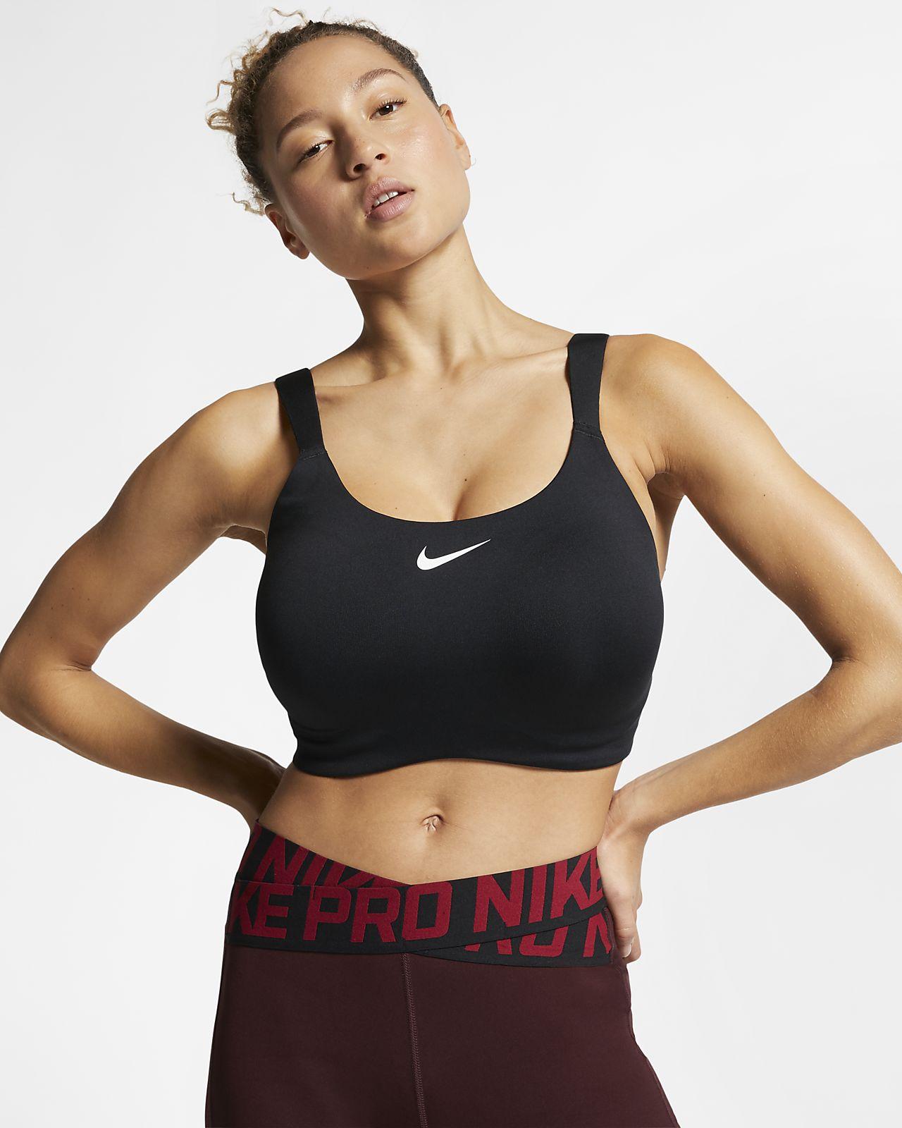 92303d35 Nike Bold sports-BH med mye støtte til dame (store størrelser). Nike ...