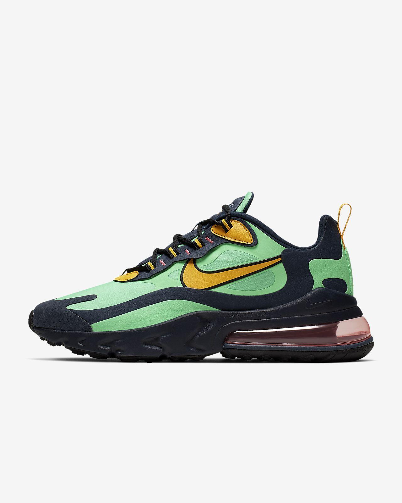 รองเท้าผู้ชาย Nike Air Max 270 React (Pop Art)