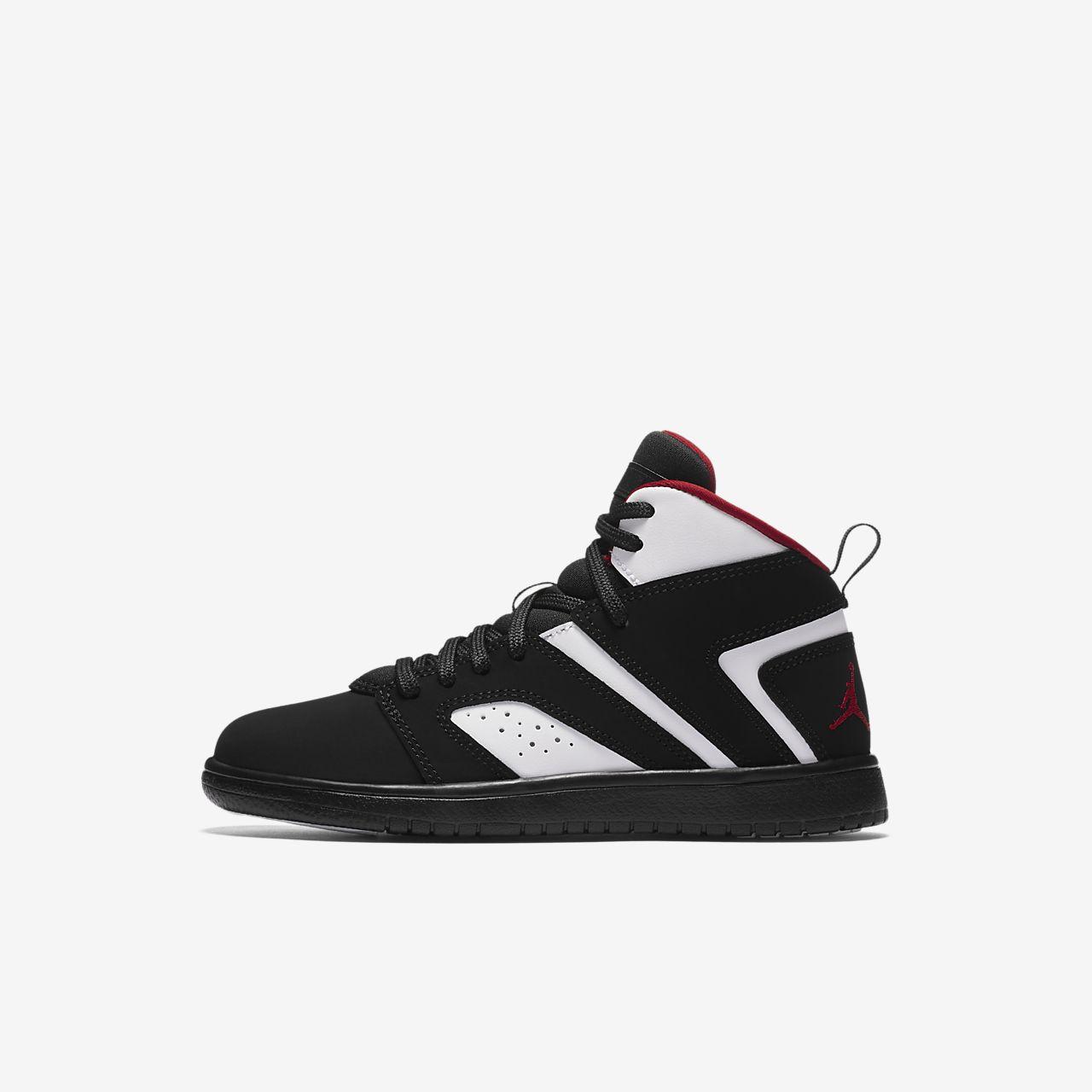 nike jordan shoes flight black nz
