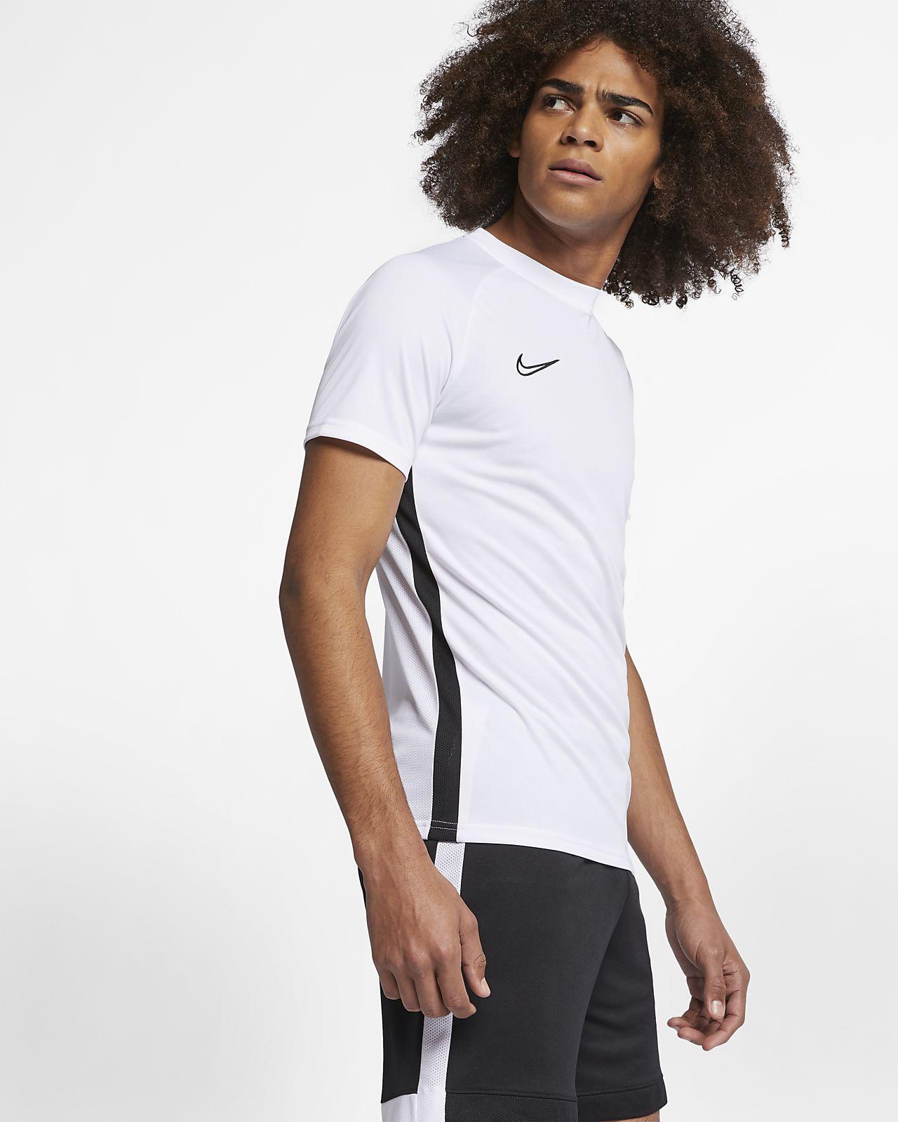 Nike Dri-FIT Academy kortermet fotballoverdel til herre