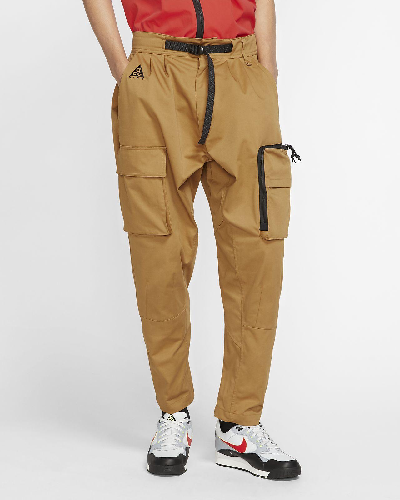 Pánské tkané cargo kalhoty Nike ACG