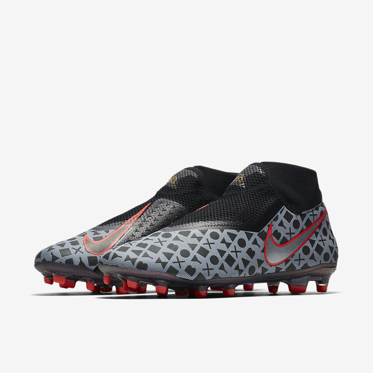... EA Sports X Nike Phantom Vision Academy Dynamic Fit MG Botas de fútbol  para múltiples superficies aa64d078d0267