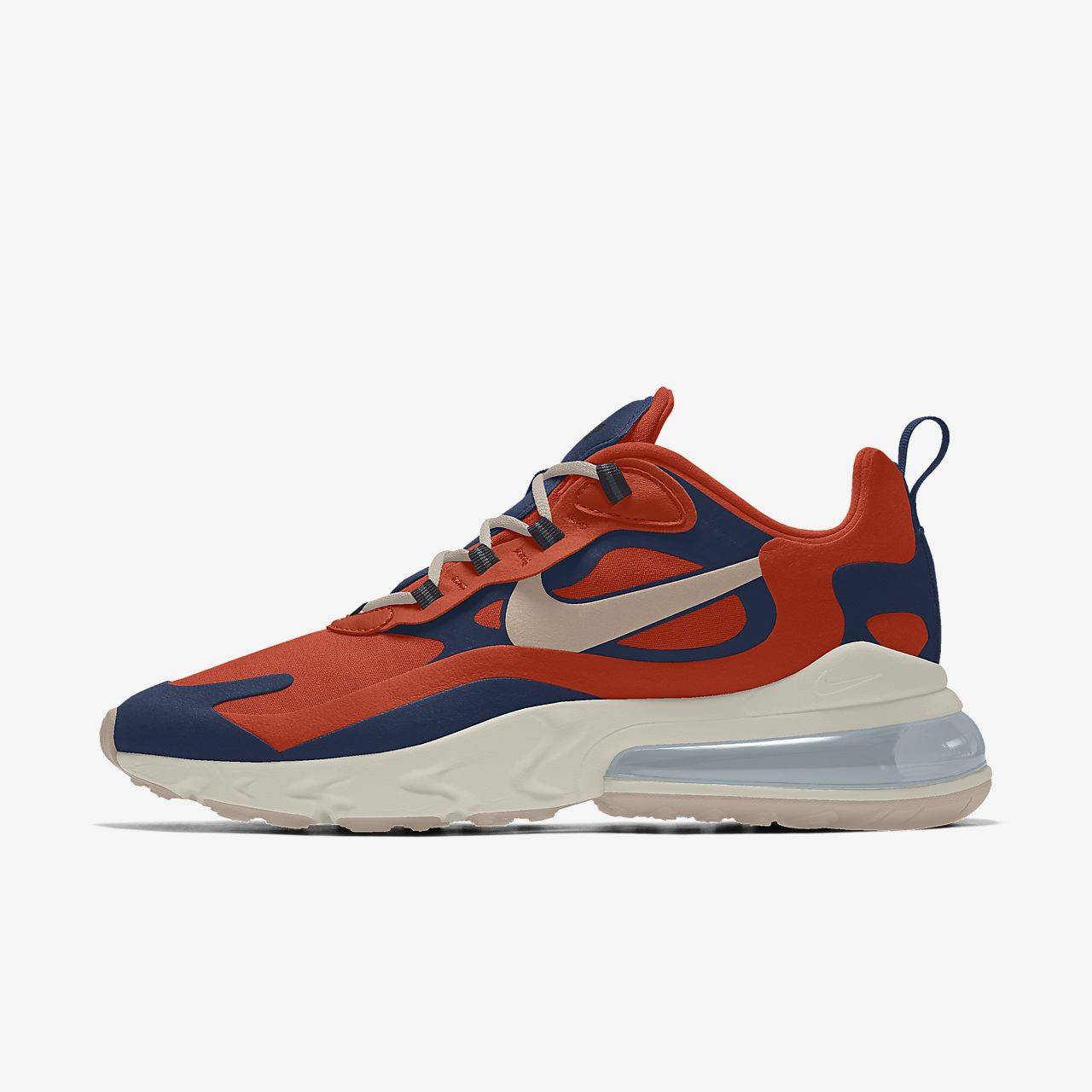 Personalizowane buty Nike Air Max 270 React By You