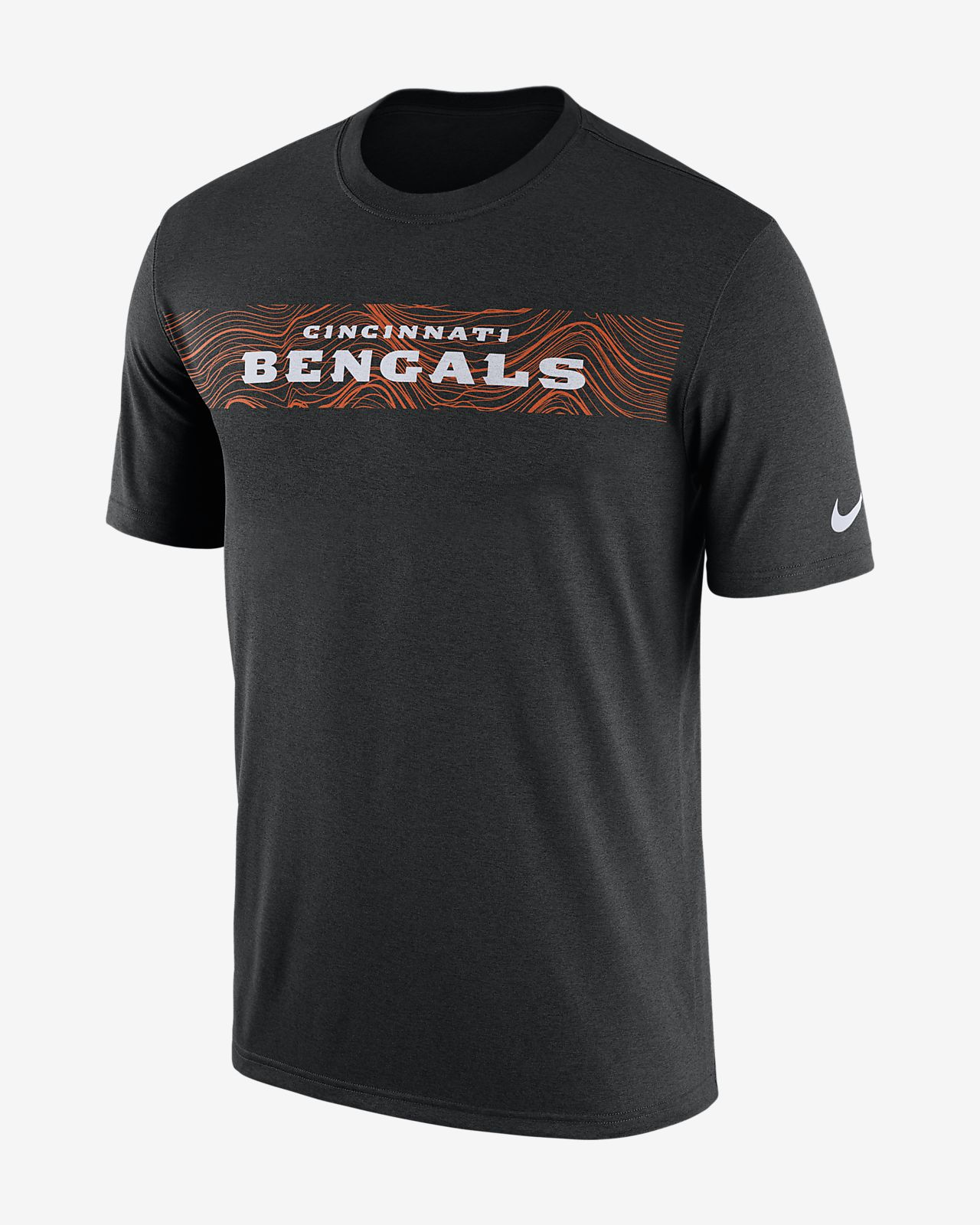 Ανδρικό T-Shirt Nike Dri-FIT Legend Seismic (NFL Bengals)