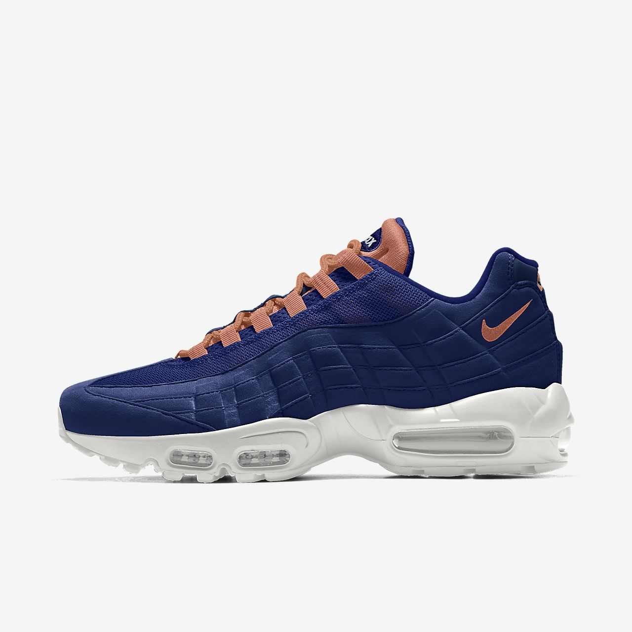 Nike Air Max 95 By You Sabatilles personalitzables - Dona