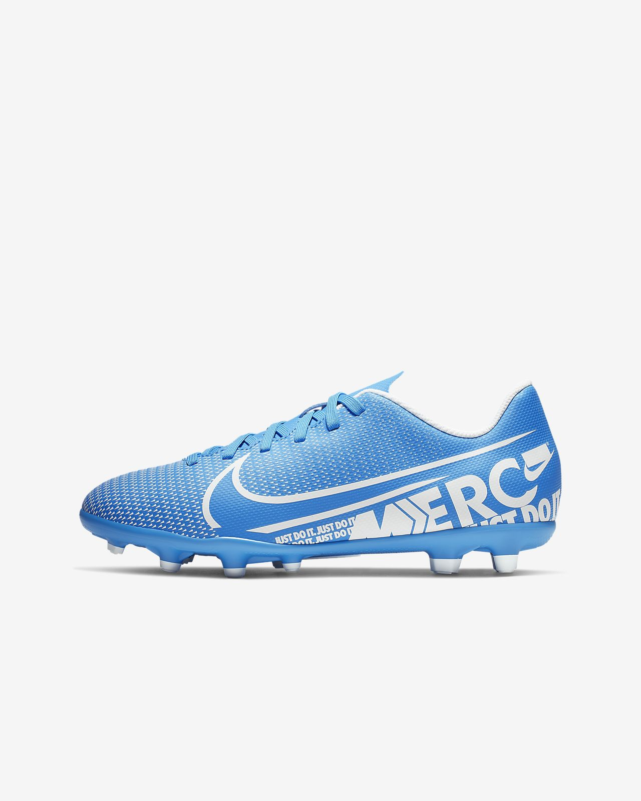 Chaussure de football multi-surfaces à crampons Nike Jr. Mercurial Vapor 13 Club MG pour Jeune enfant/Enfant plus âgé