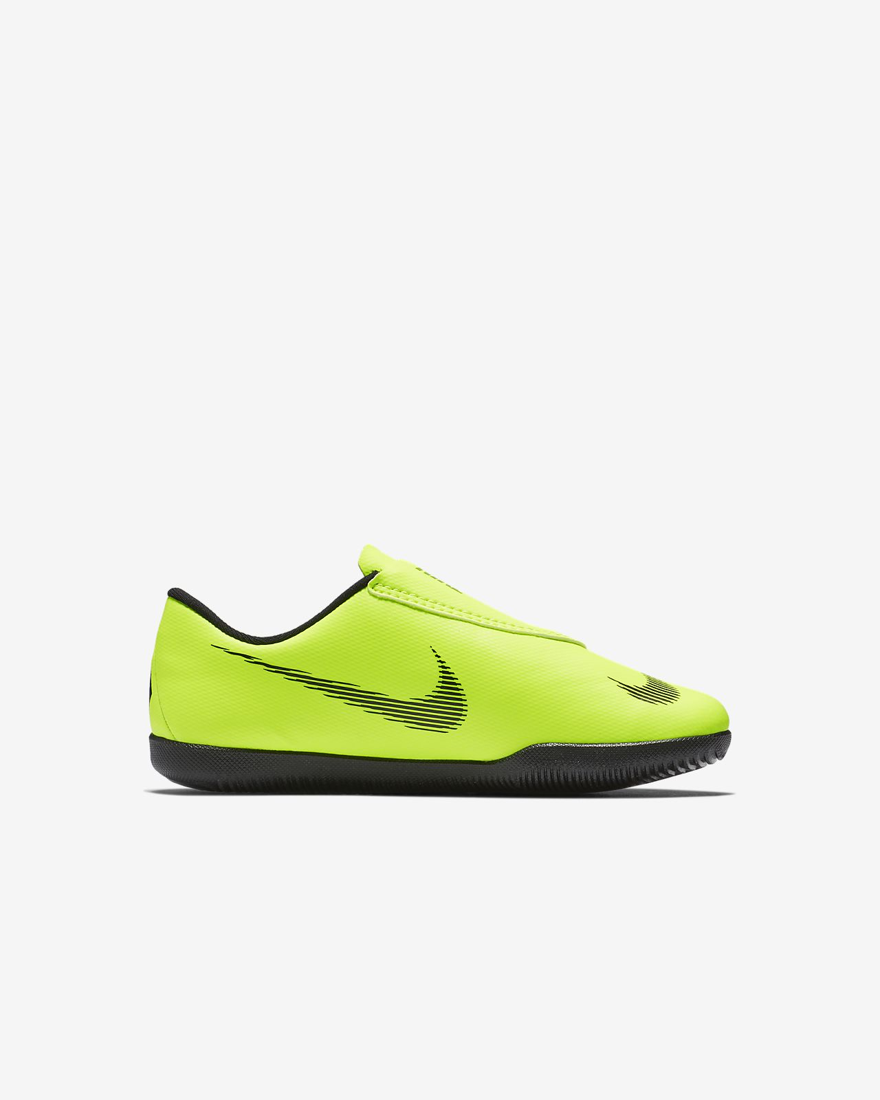 best loved 6d501 834d7 ... Nike Jr. Mercurial Vapor XII Club ToddlerYounger Kids IndoorCourt  Football