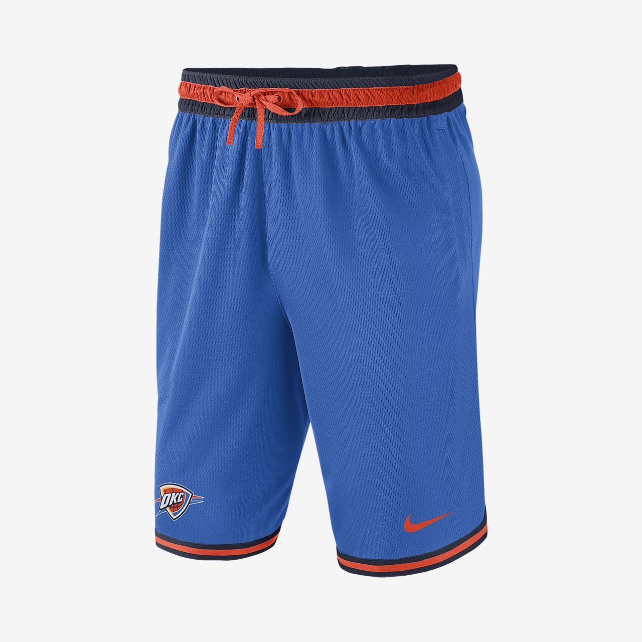 Short NBA Oklahoma City Thunder Nike pour Homme