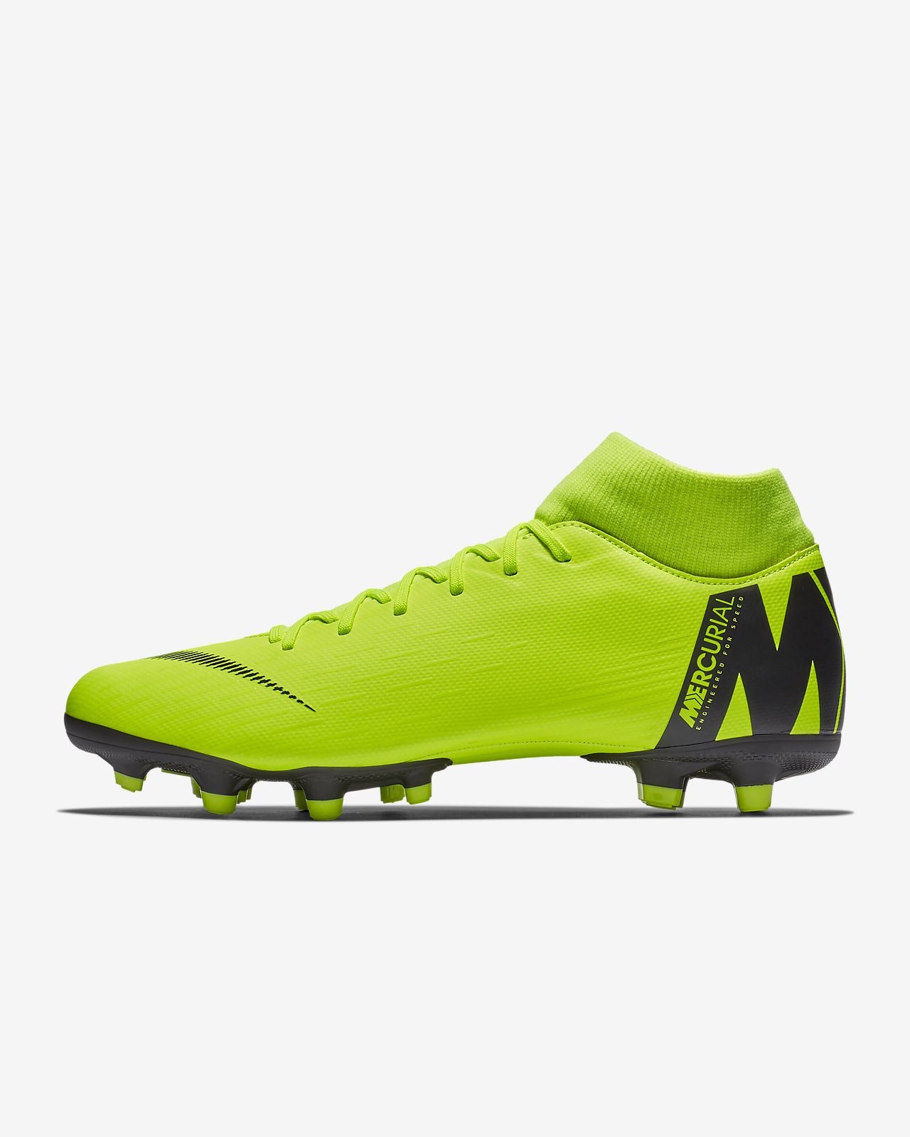low priced 42576 9ece0 ... cheap nike mercurial superfly vi academy multi ground soccer cleat  b2553 4c662