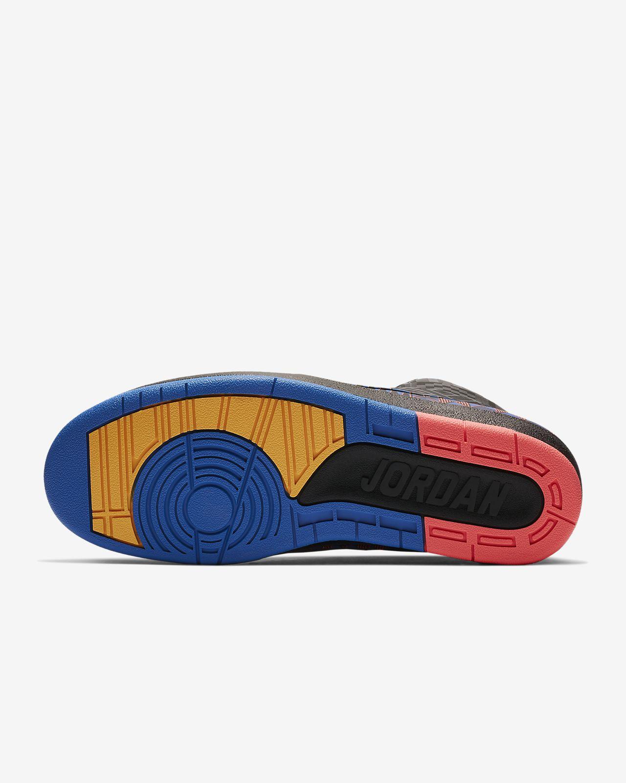 pretty nice c4e77 98263 ... Air Jordan 2 Retro BHM Men s Shoe